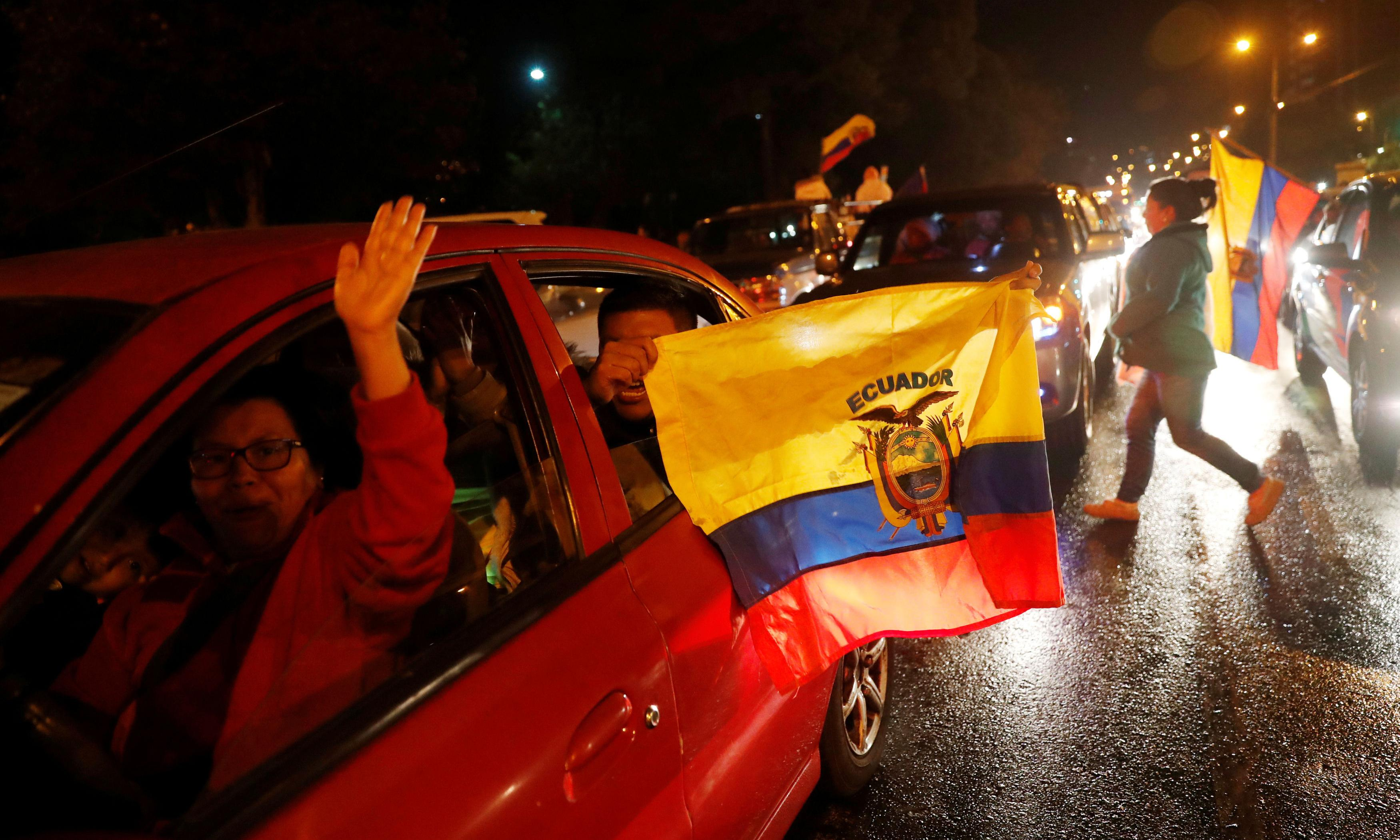 Ecuador protests end after deal struck with indigenous leaders