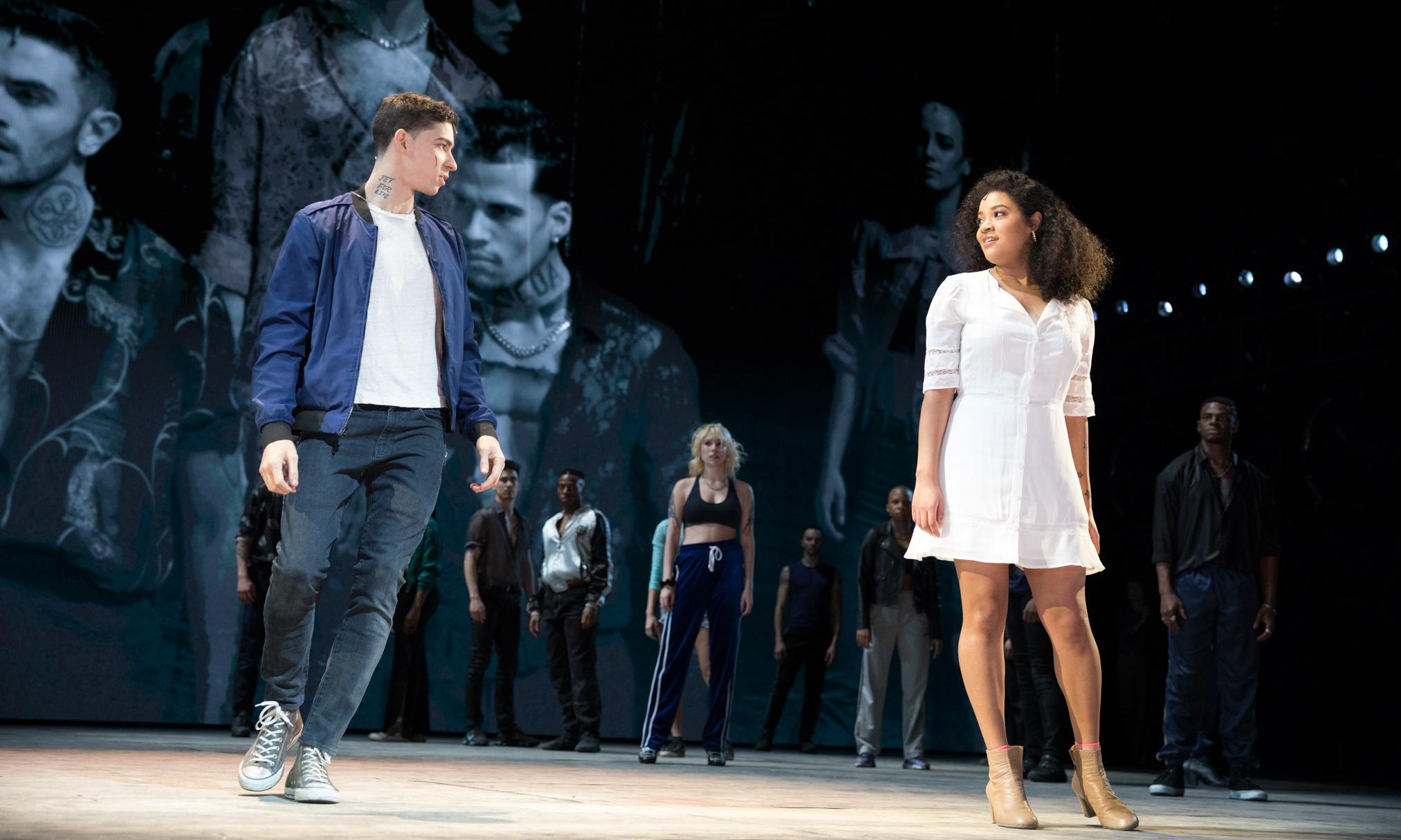 'The violence should be tangible' – Ivo van Hove on roughing up West Side Story
