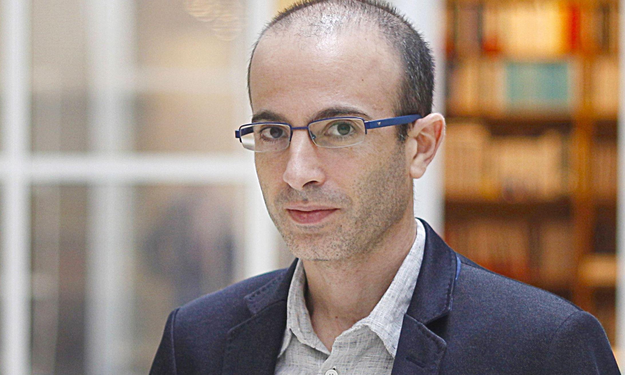 Yuval Noah Harari warns Trump that patriotism cannot solve global threats