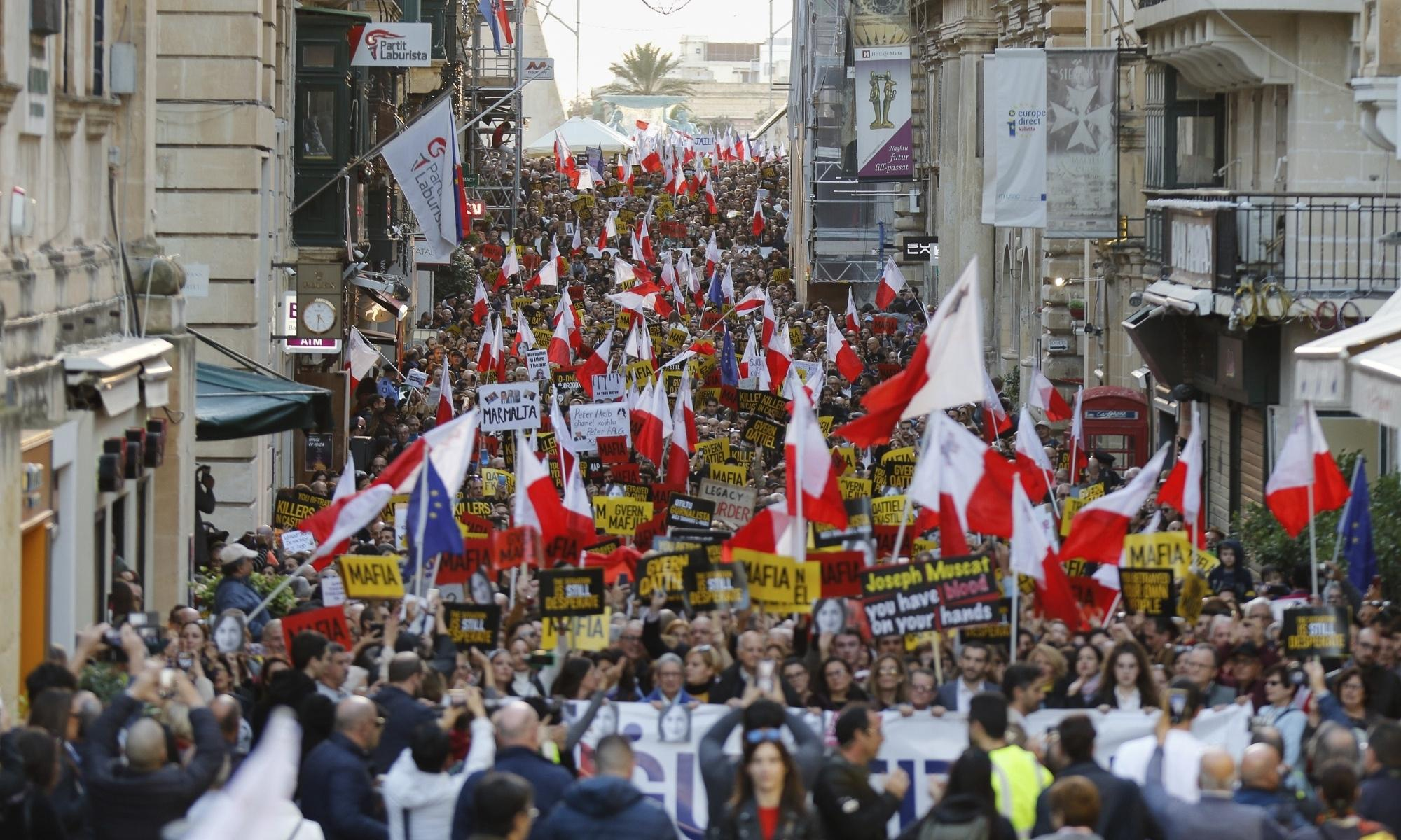 Malta's corruption is not just in the heart of government, it's the entire body