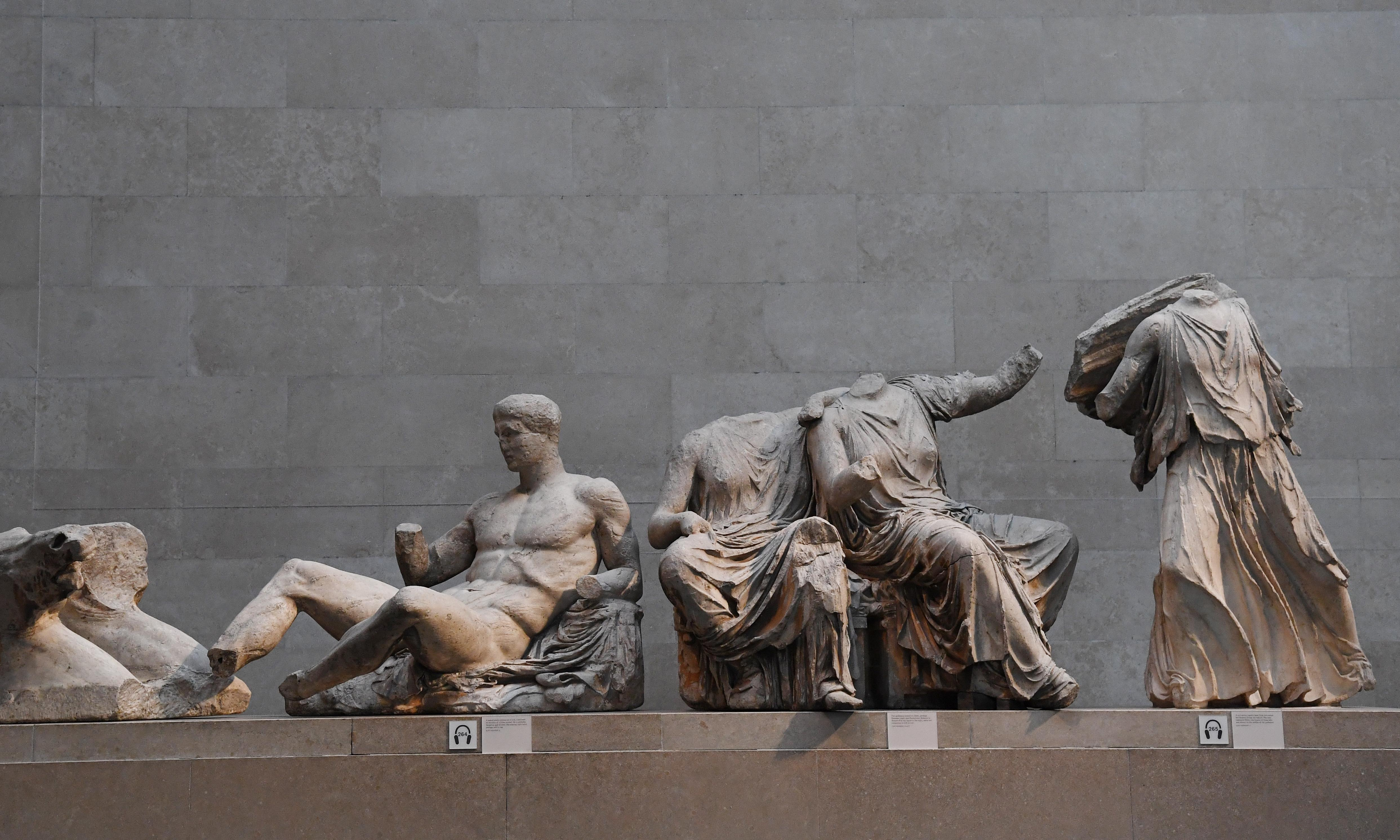 My solution to the Parthenon marbles row: a museum for the 21st century