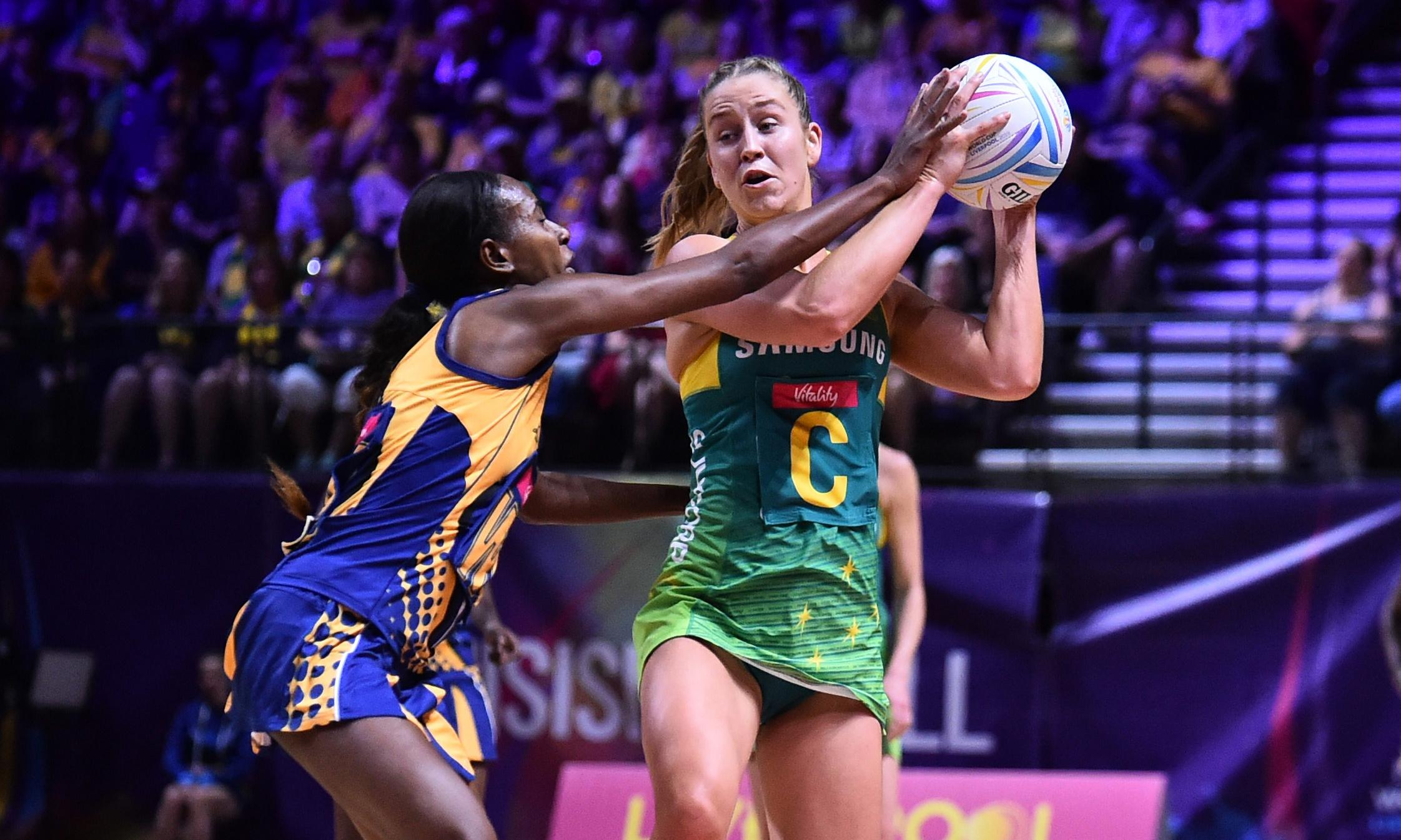 Australia coach questions World Cup format after Diamonds demolish Barbados