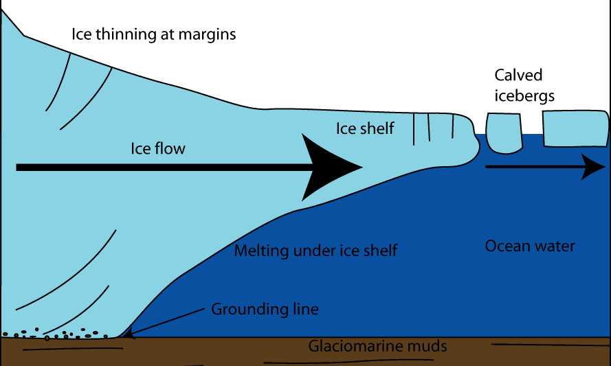 Giant iceberg breaks off east Antarctica