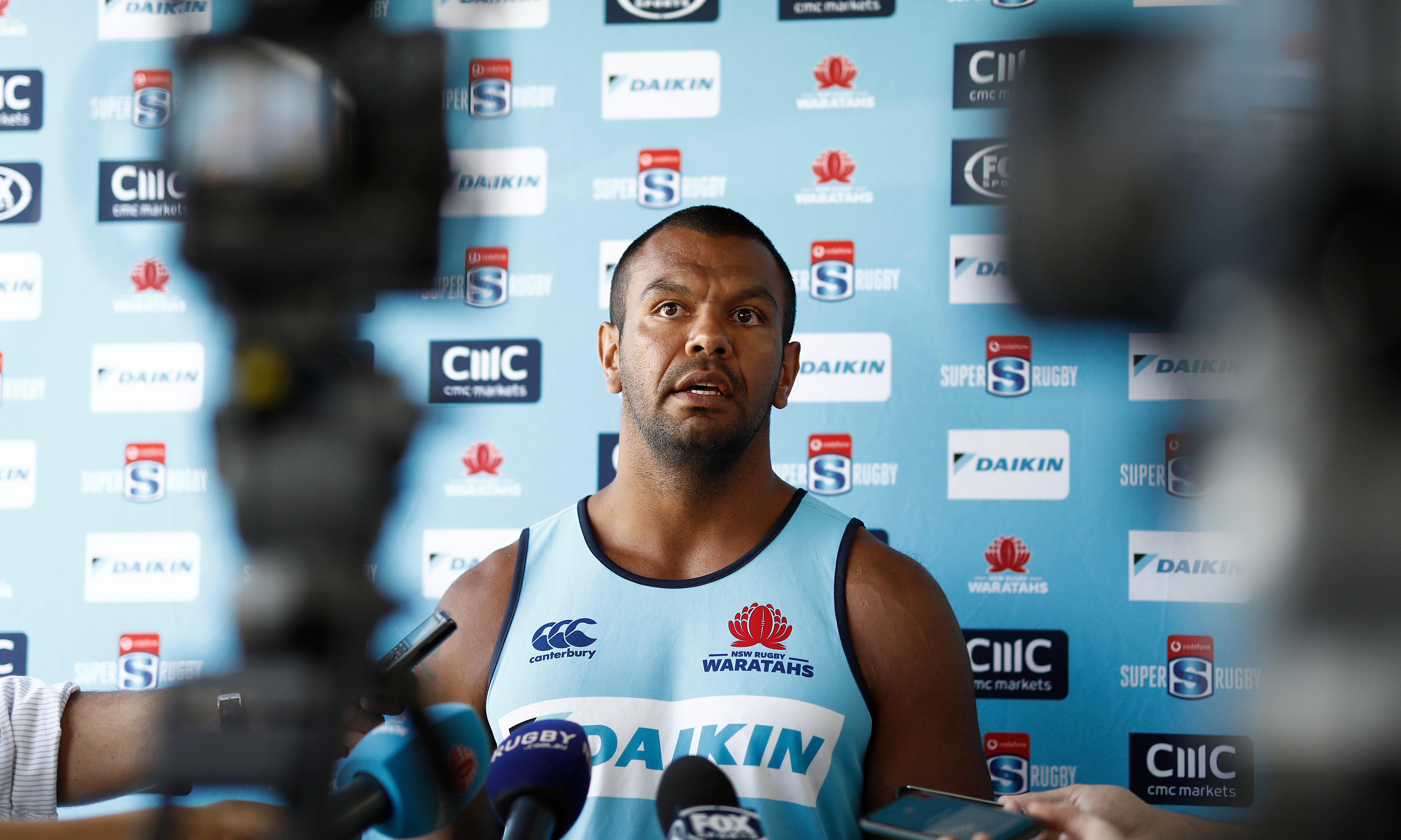 Kurtley Beale ready to move on after creating 'bad image' for rugby with videos