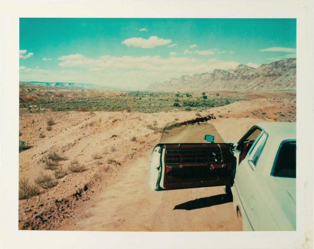 Valley of the Gods, Utah, 1977, by Wim Wenders.