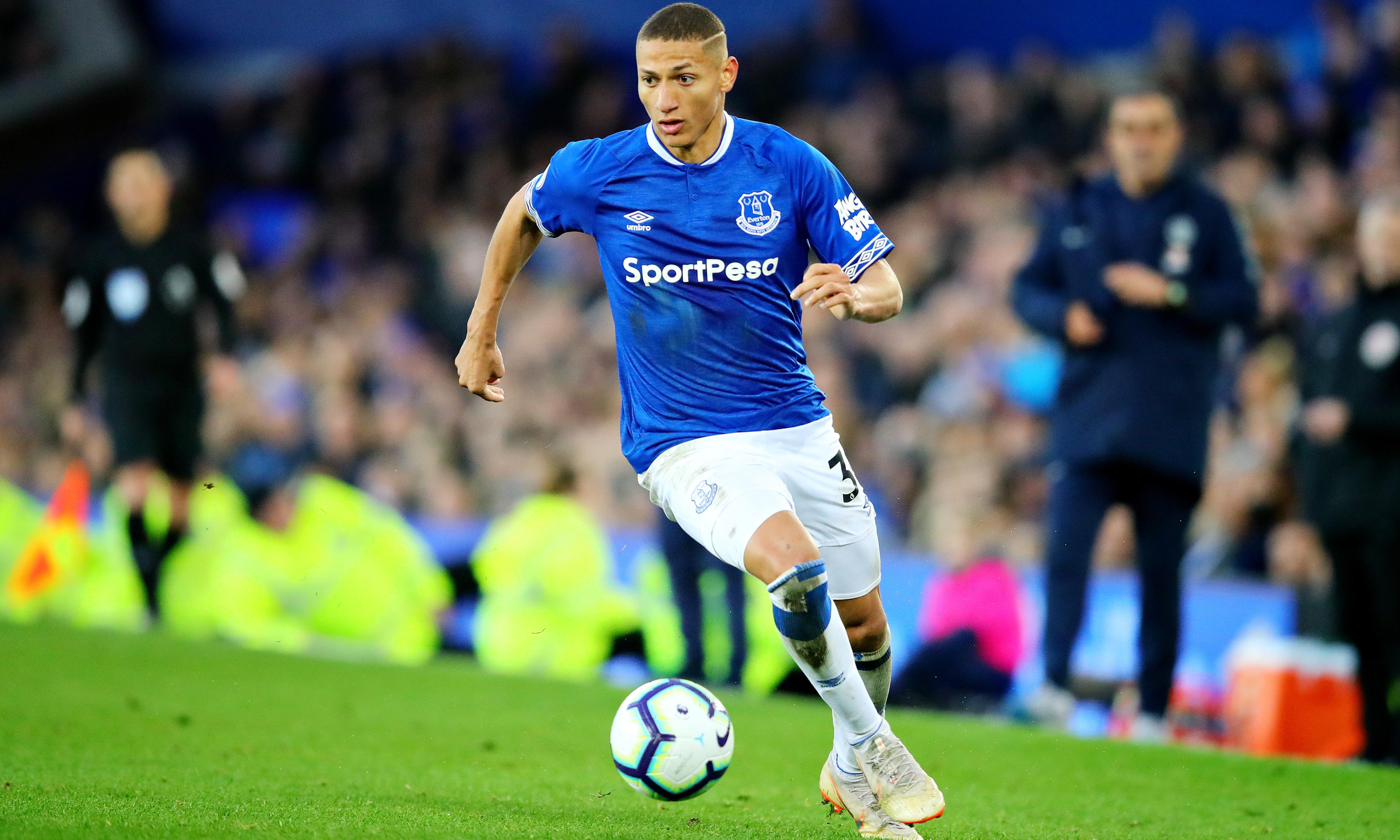 Football transfer rumours: Everton's Richarlison heading for Milan?