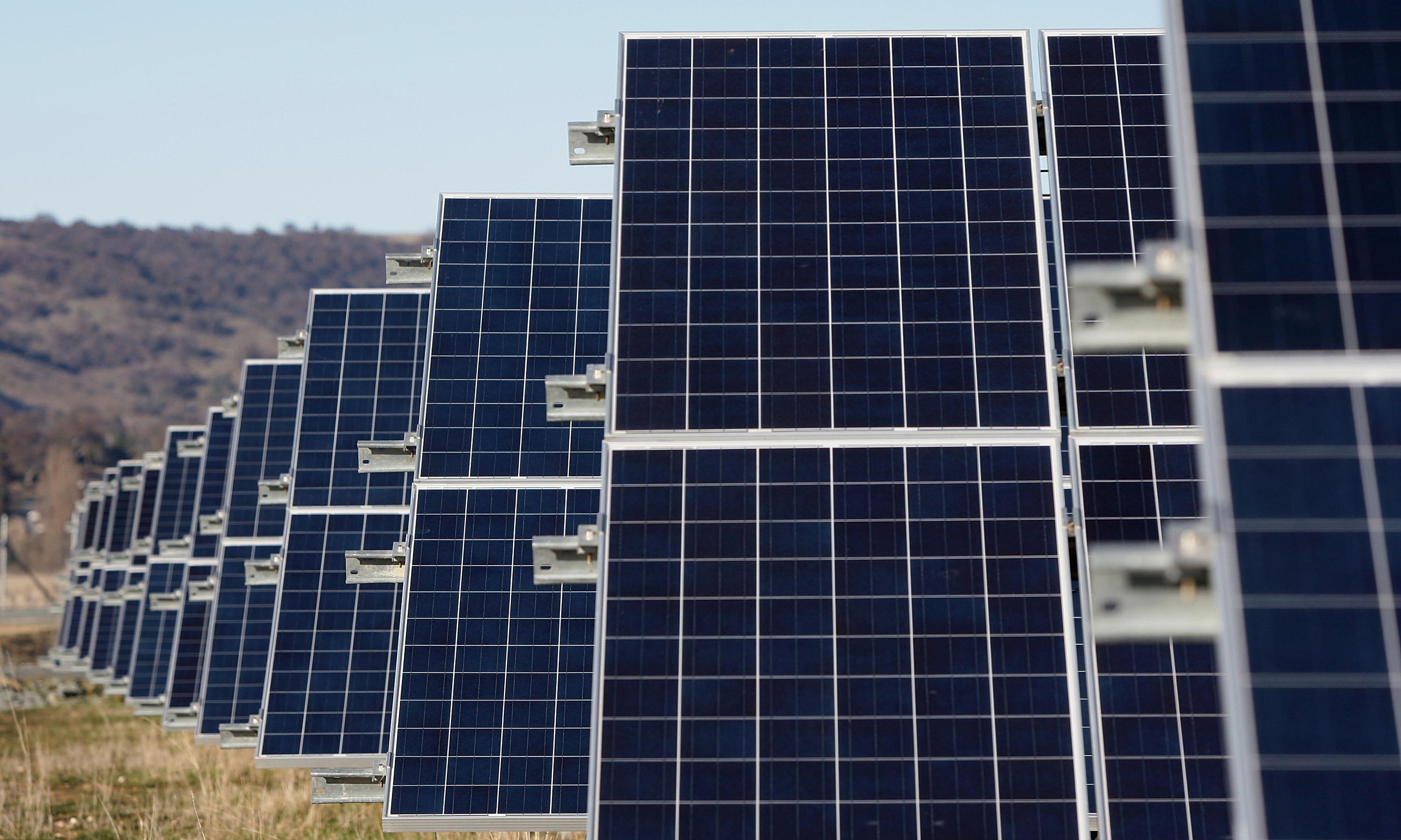 The new electricity boom: renewable energy makes staggering leap but can it last?
