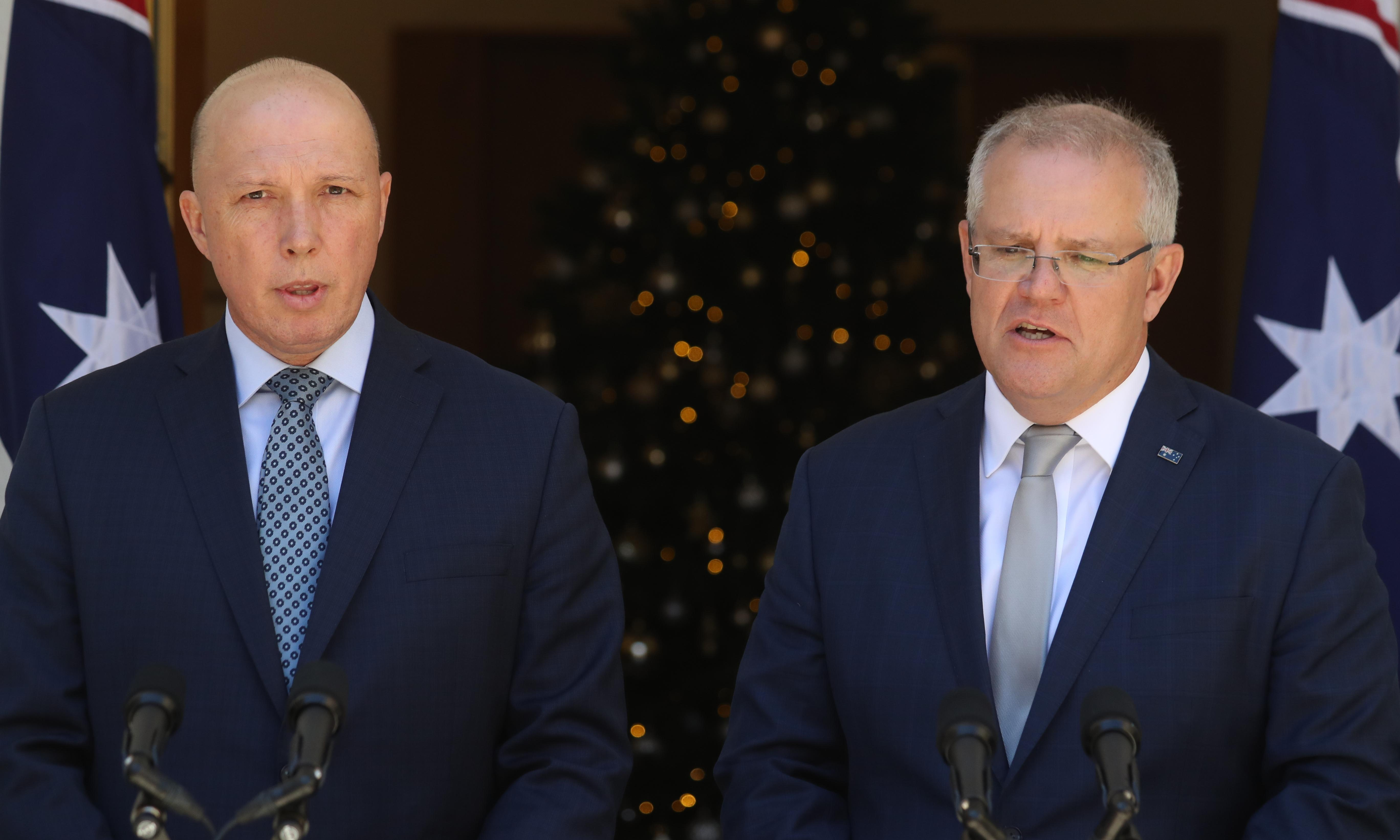 Medevac repeal gives Morrison a political win, but prompts intense moral discomfort