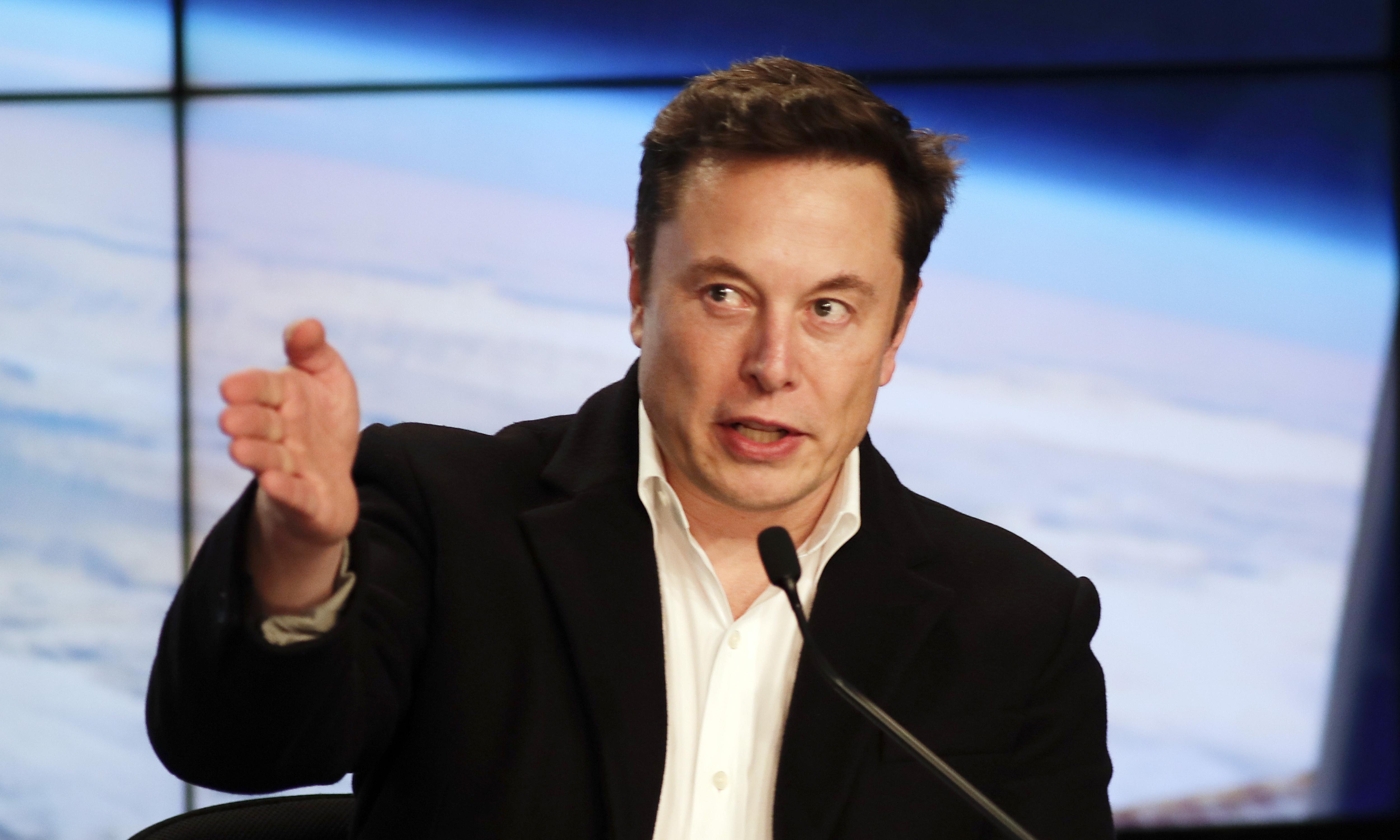 Tesla gets restraining order against alleged harasser