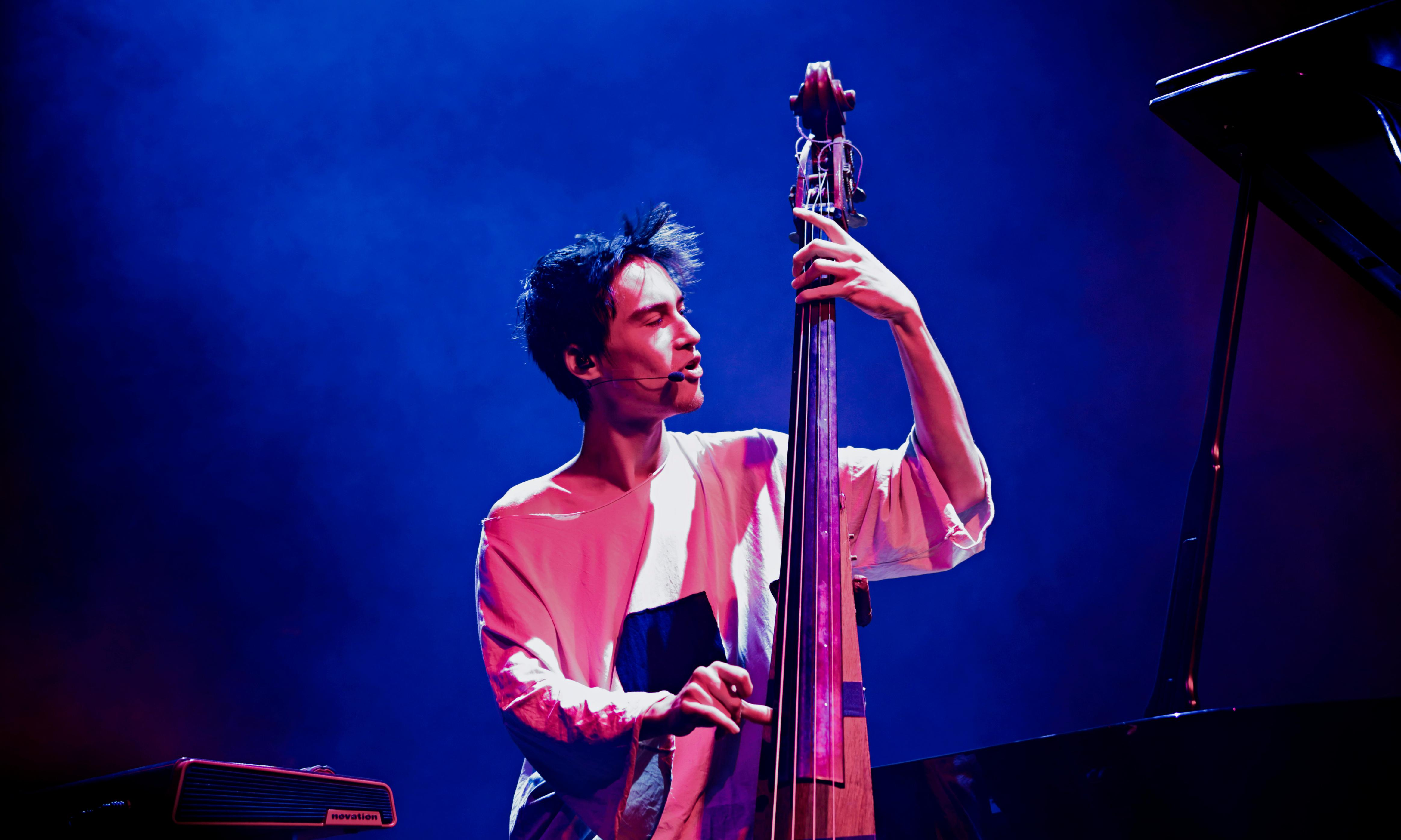 Jacob Collier: Djesse Vol 1 review – undoubted but intermittent magic