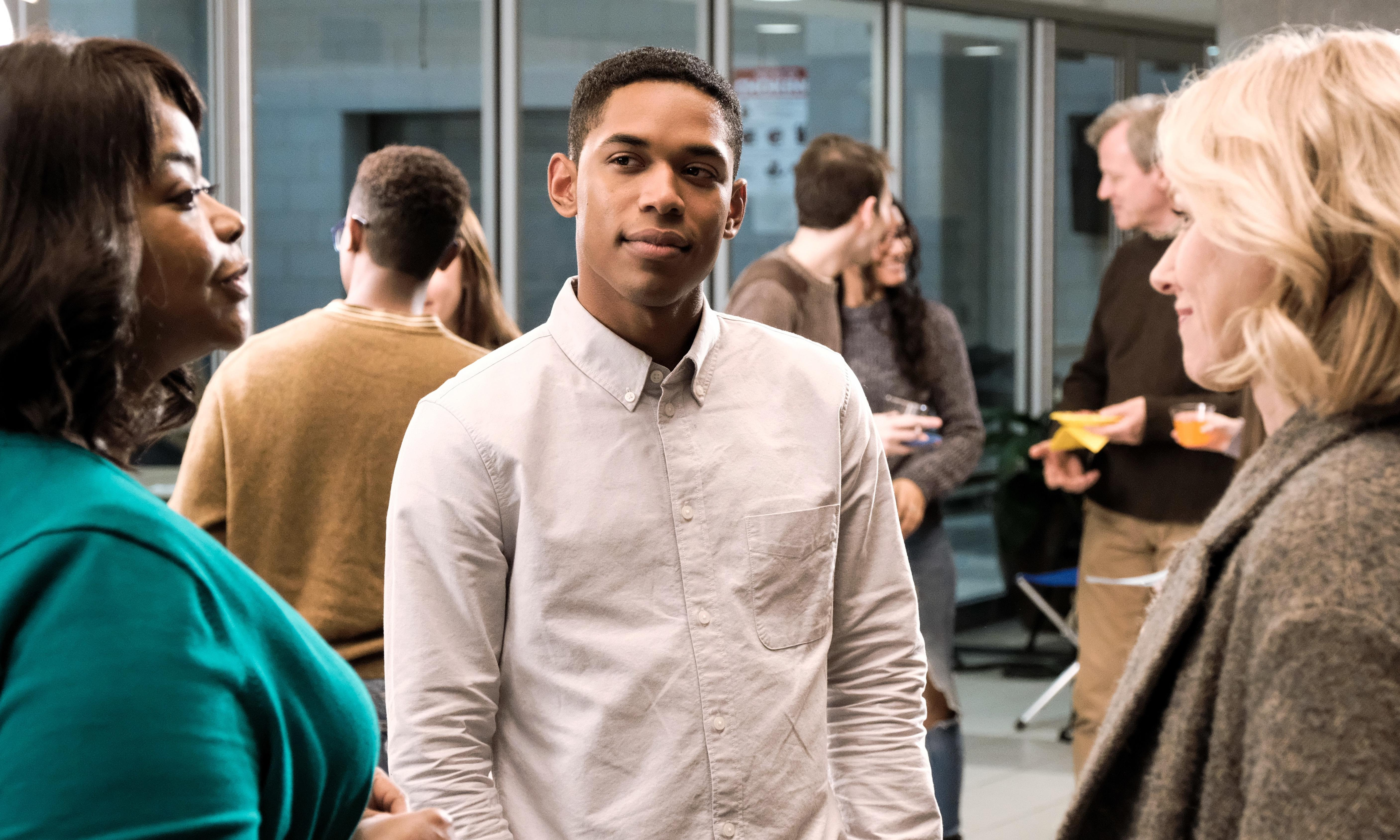 Luce review – hard lessons for a high-school star