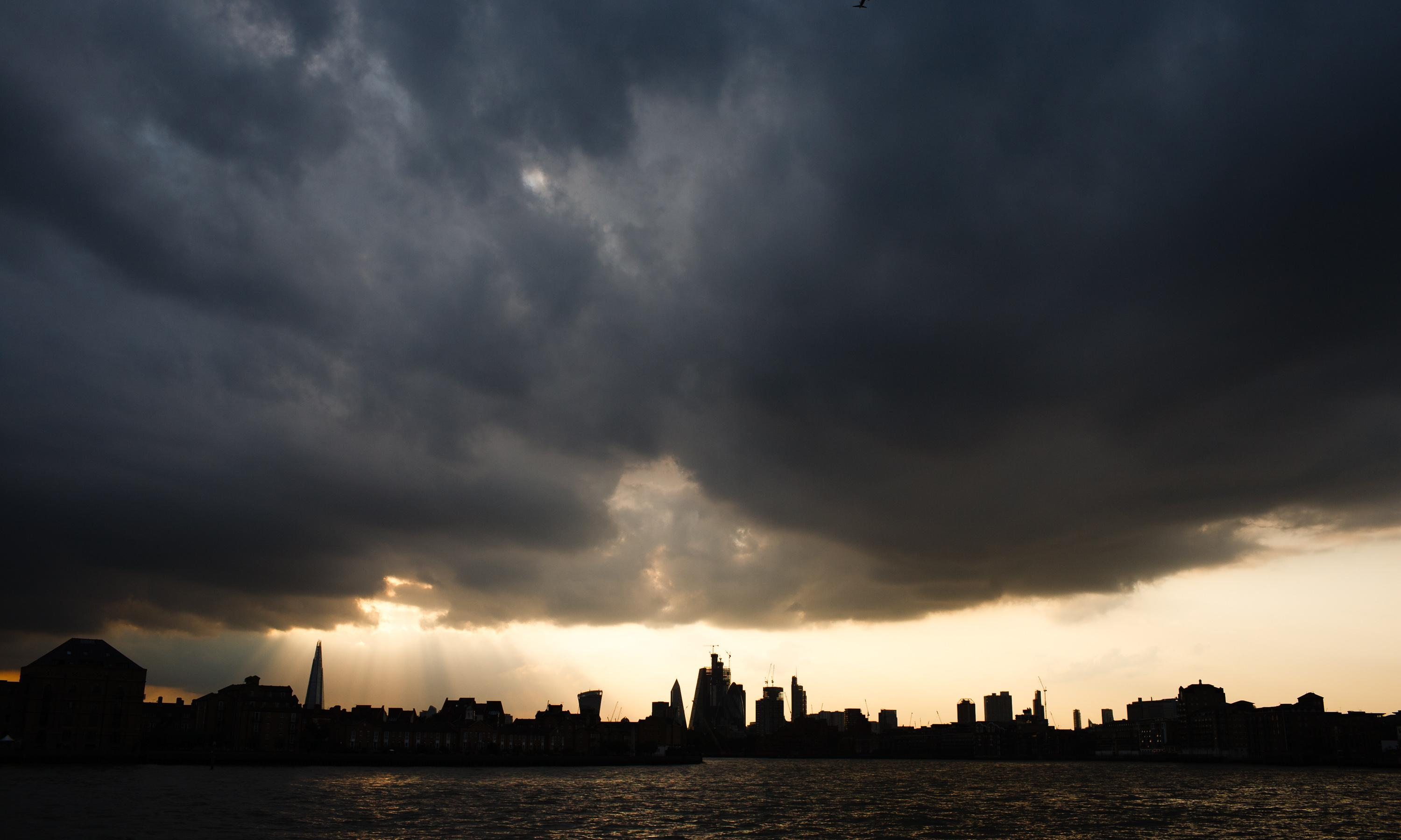 Storm ahead? Here's how to prepare for a financial crisis