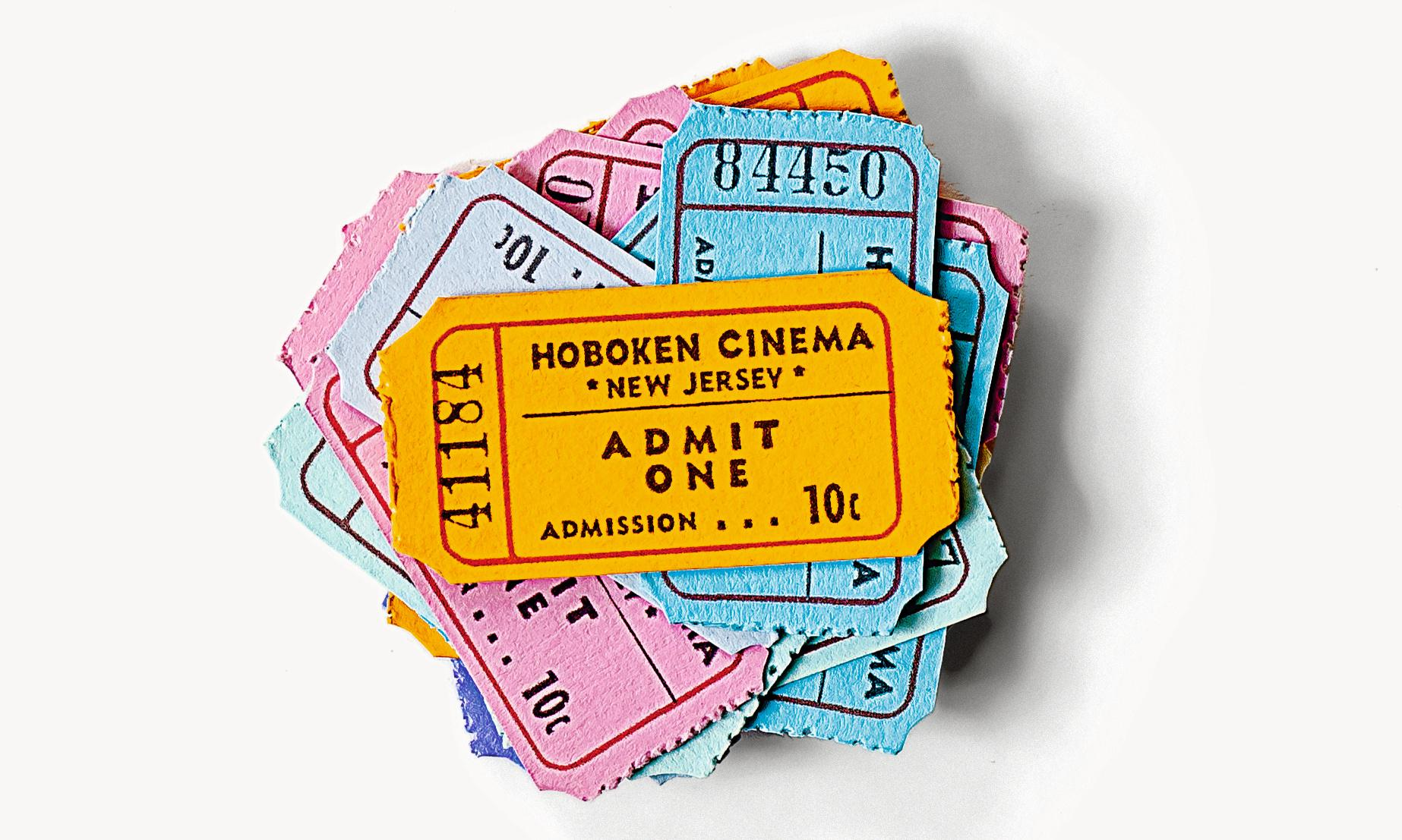 From fake maps to golden tickets: the film props of artist Annie Atkins
