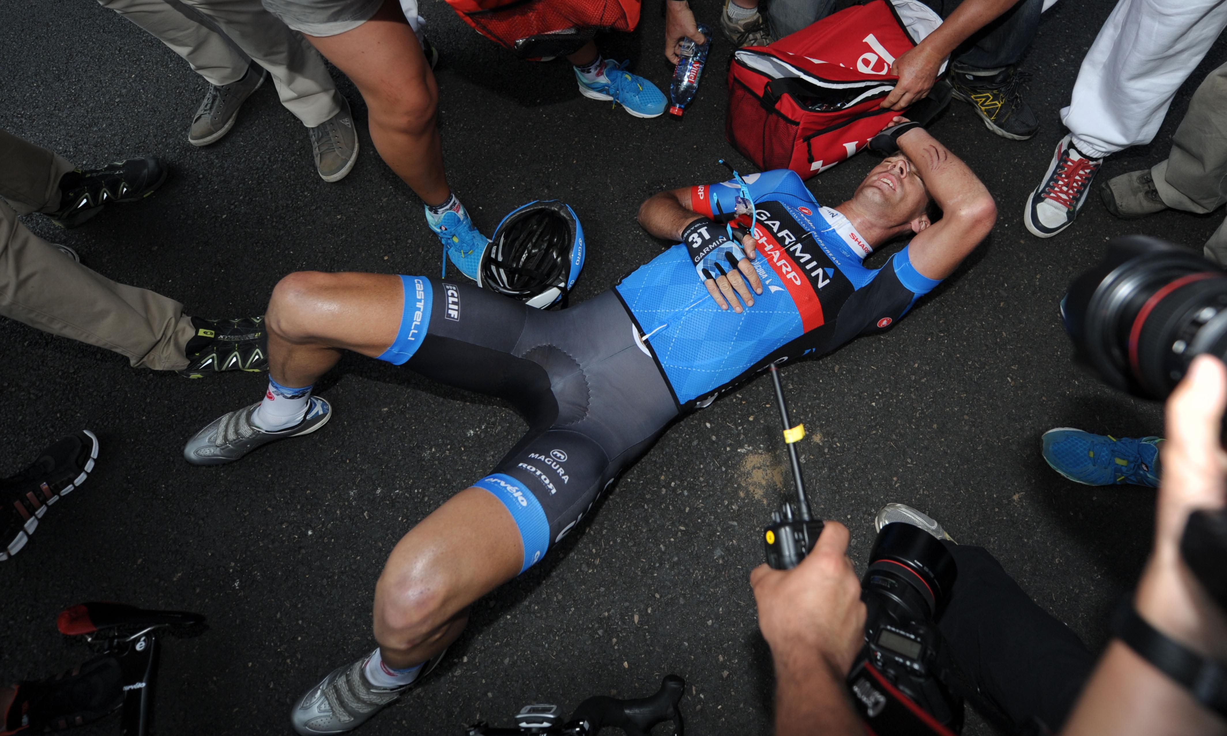 There is nothing like riding the Tour de France – and this is why