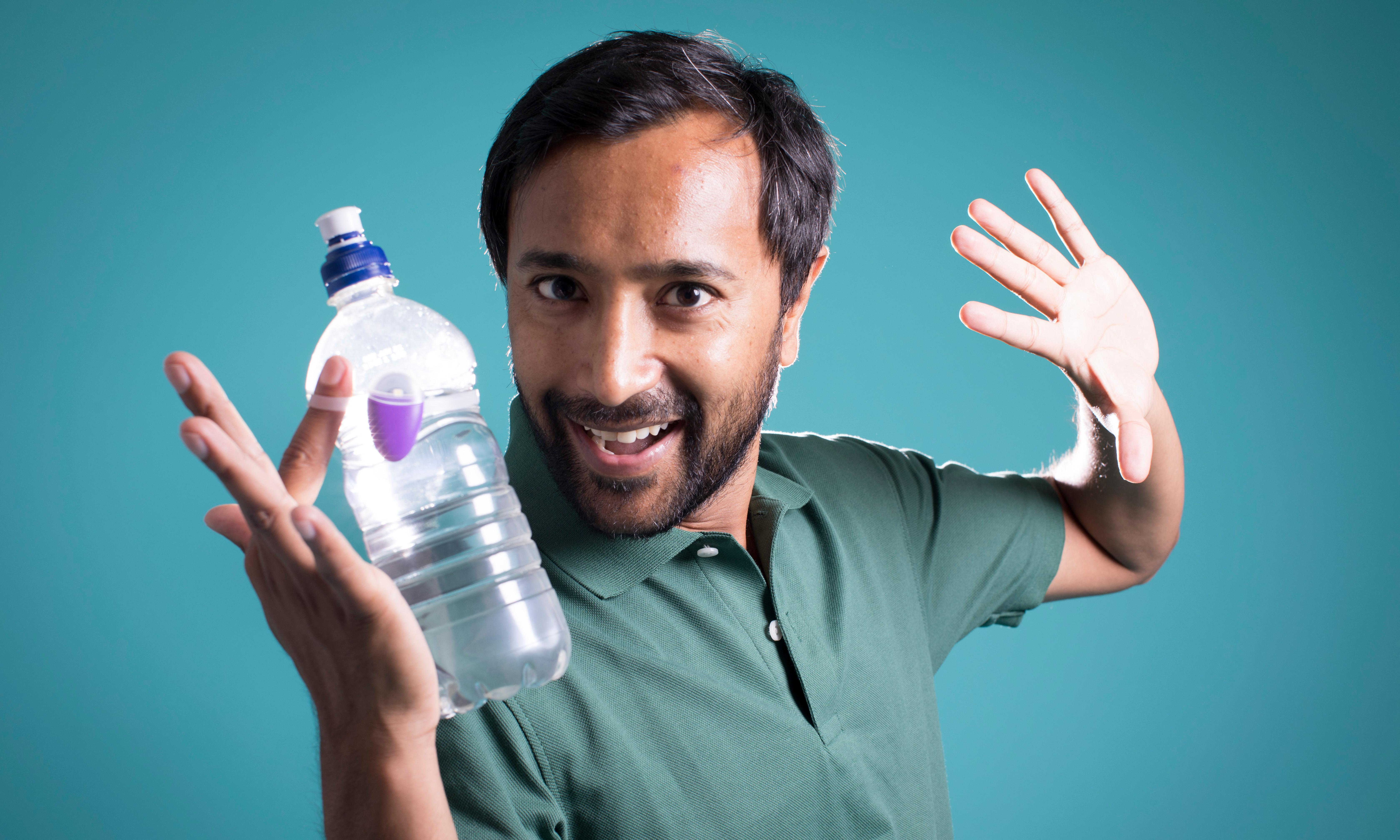 Ulla smart hydration reminder – can a blinking device make me drink more water?