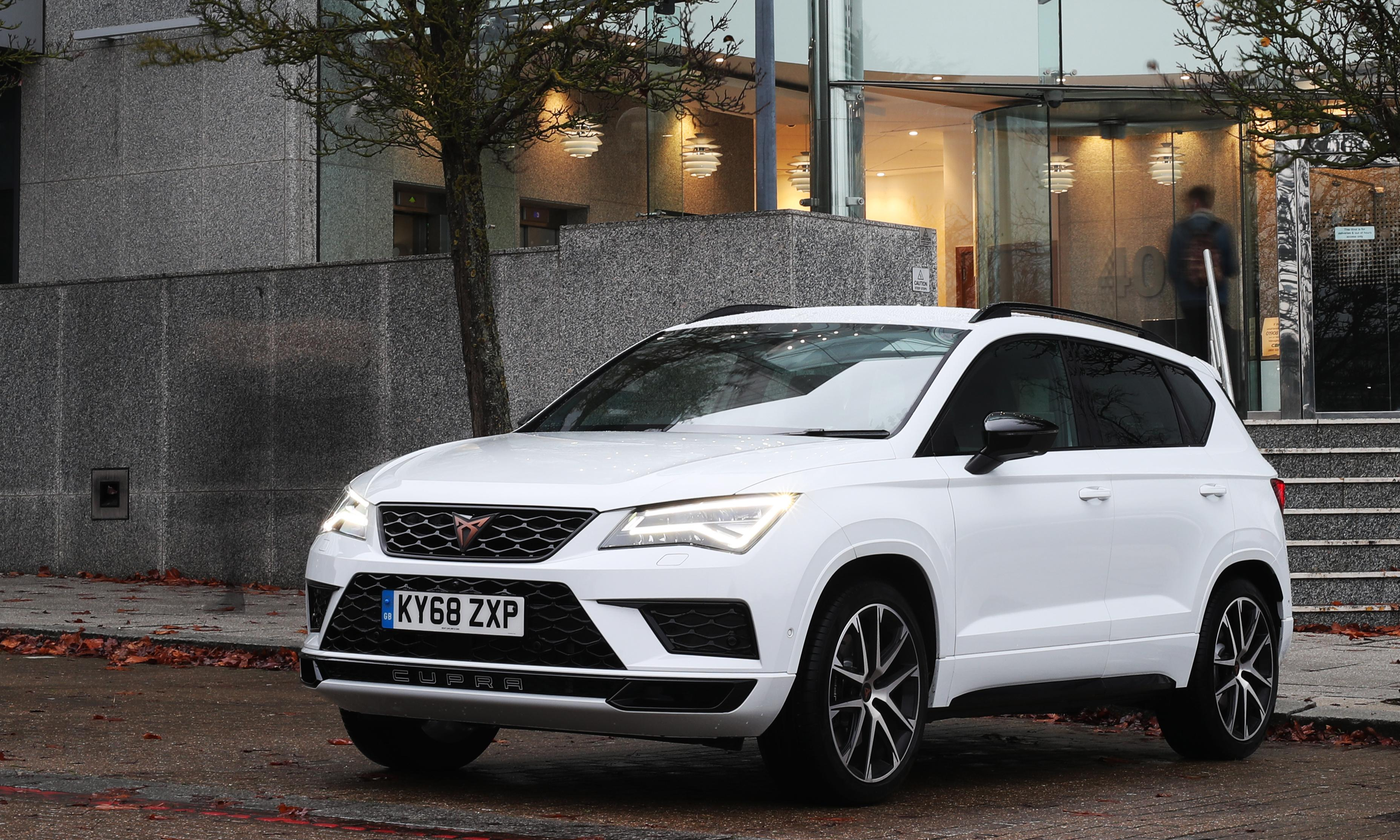 Cupra Ateca: 'A sizzling hot SUV that is fast but not furious'