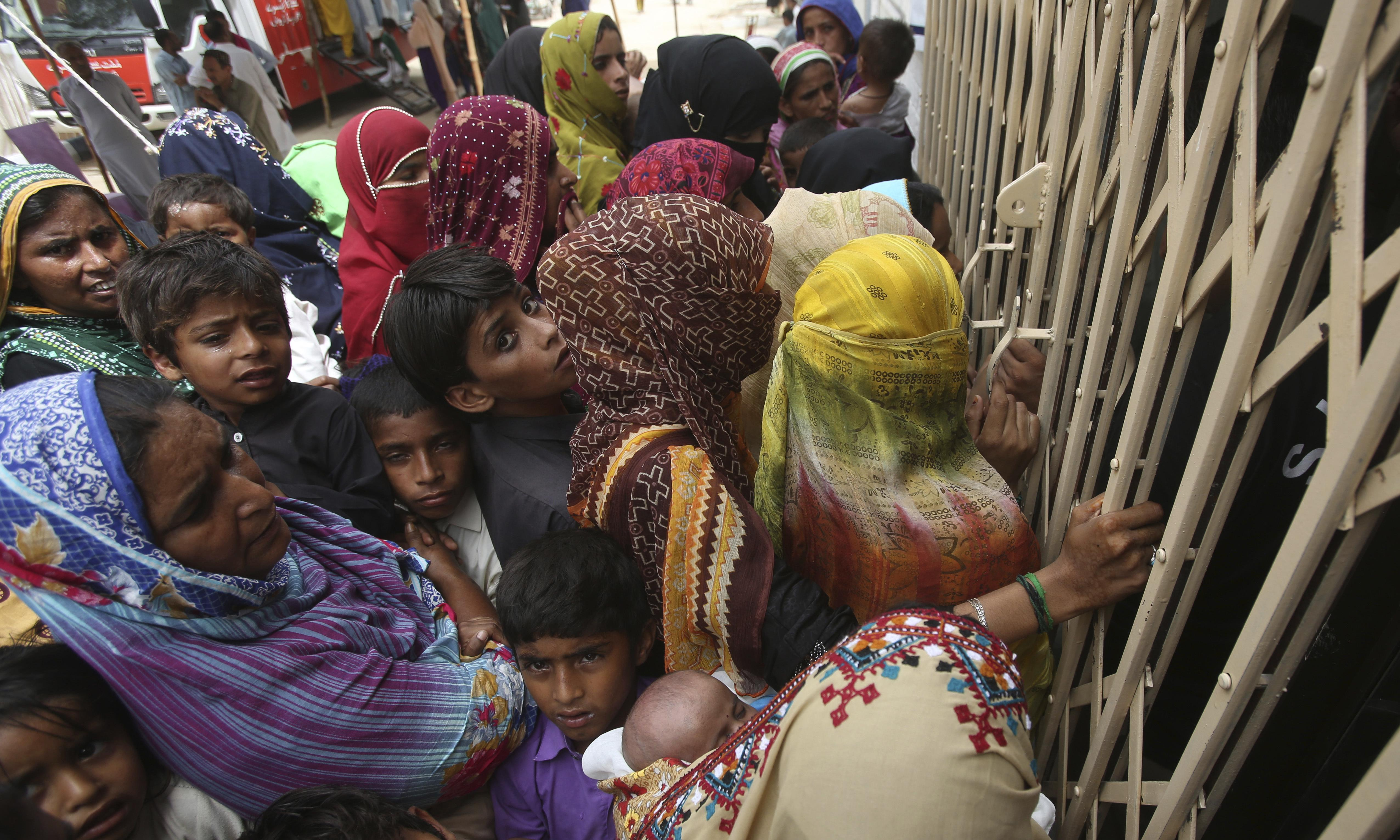 Pakistan doctor arrested after 400 children diagnosed with HIV