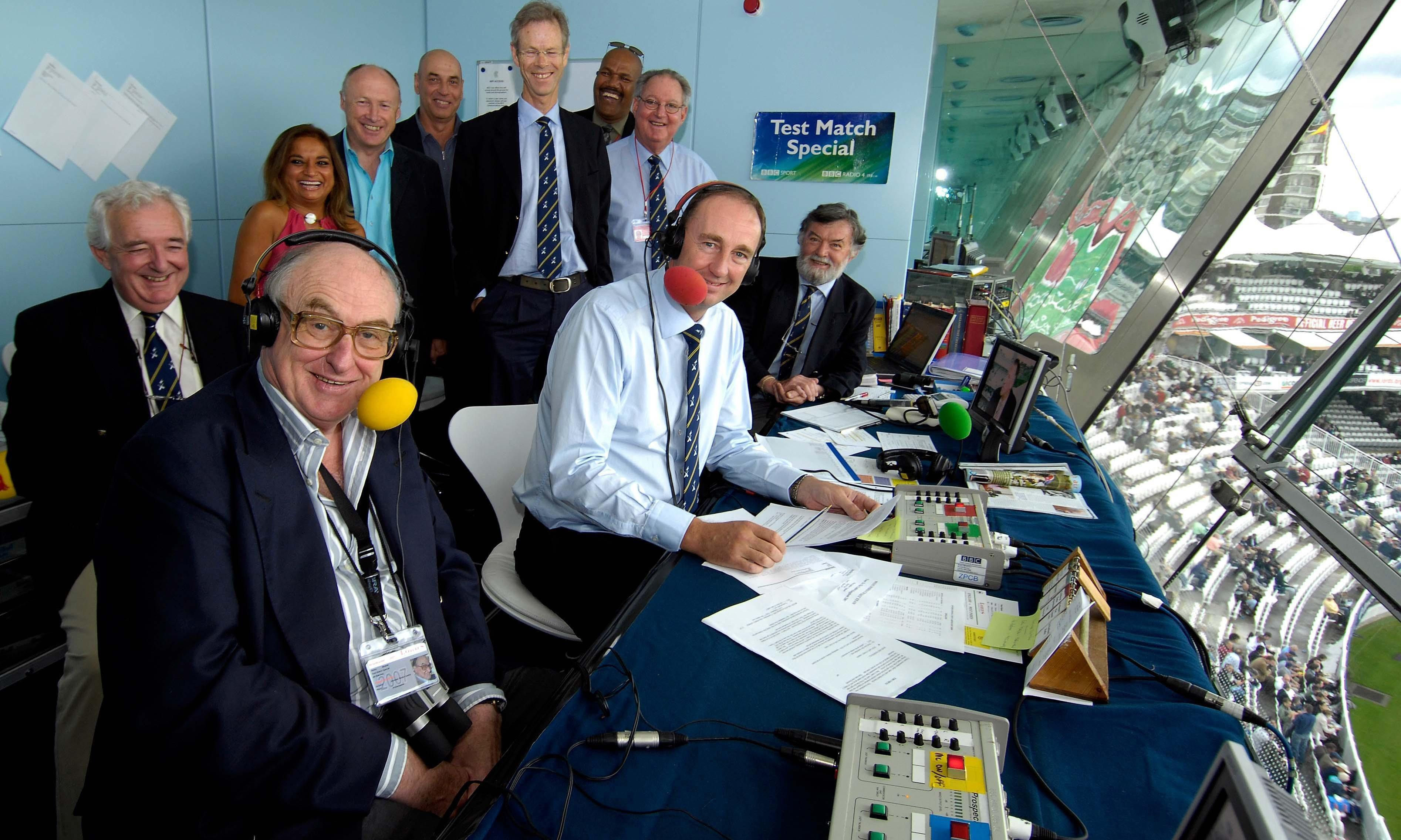 'Surreal' time in the TMS booth that came about by accident