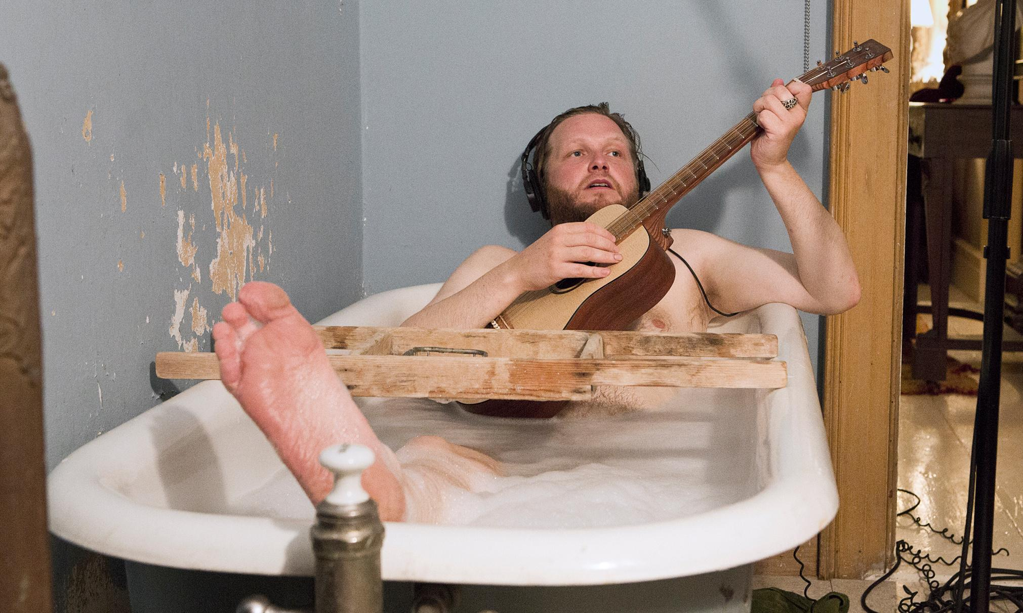 The maddest house party ever – Ragnar Kjartansson on making The Visitors
