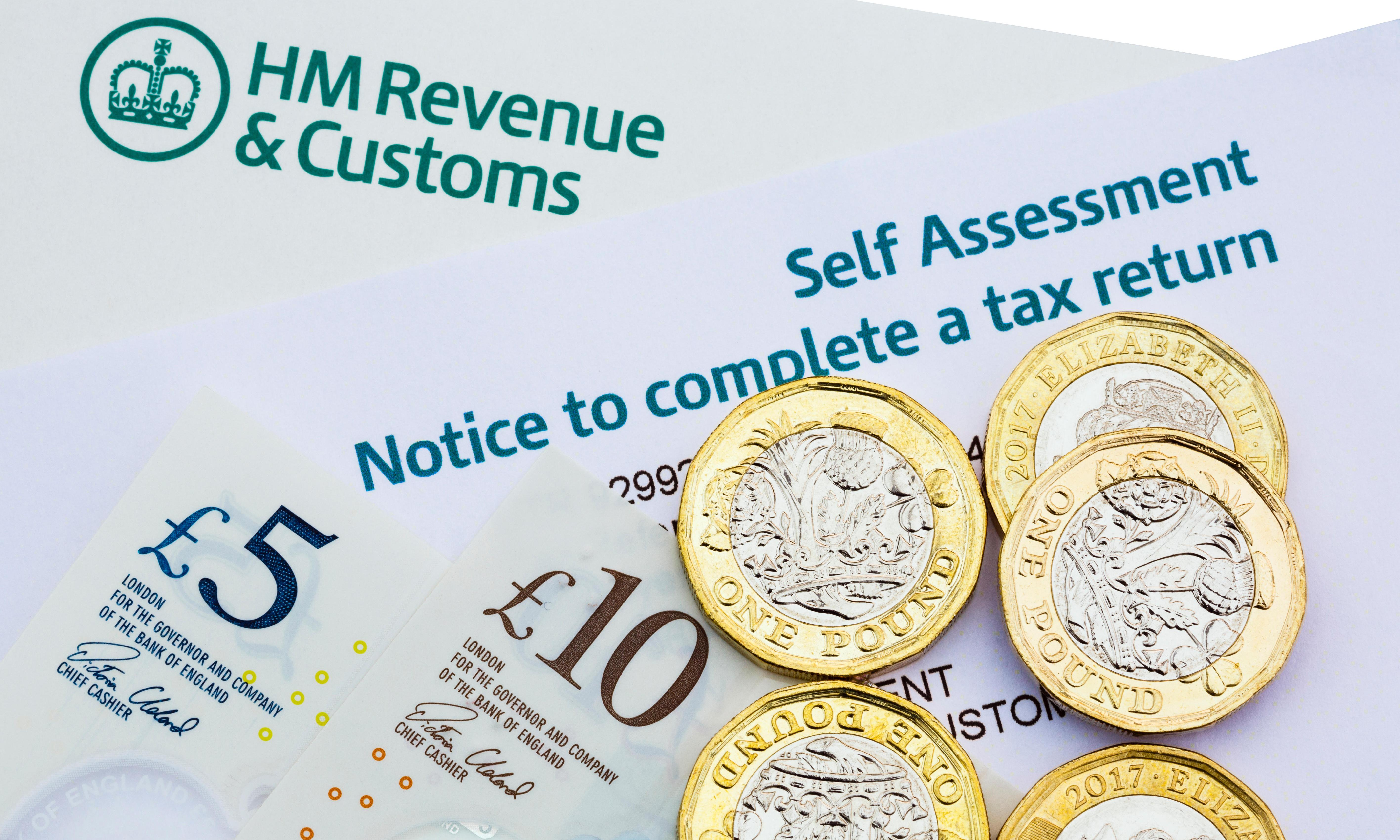 HMRC says 3 million people still have not filed annual tax return