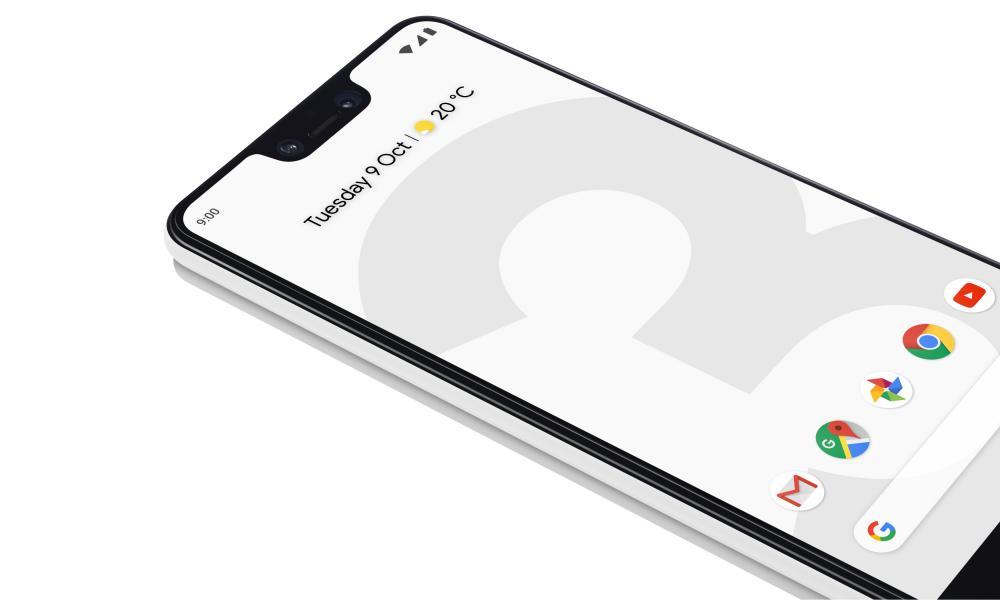 Google Pixel 3 էքստրա մեծ