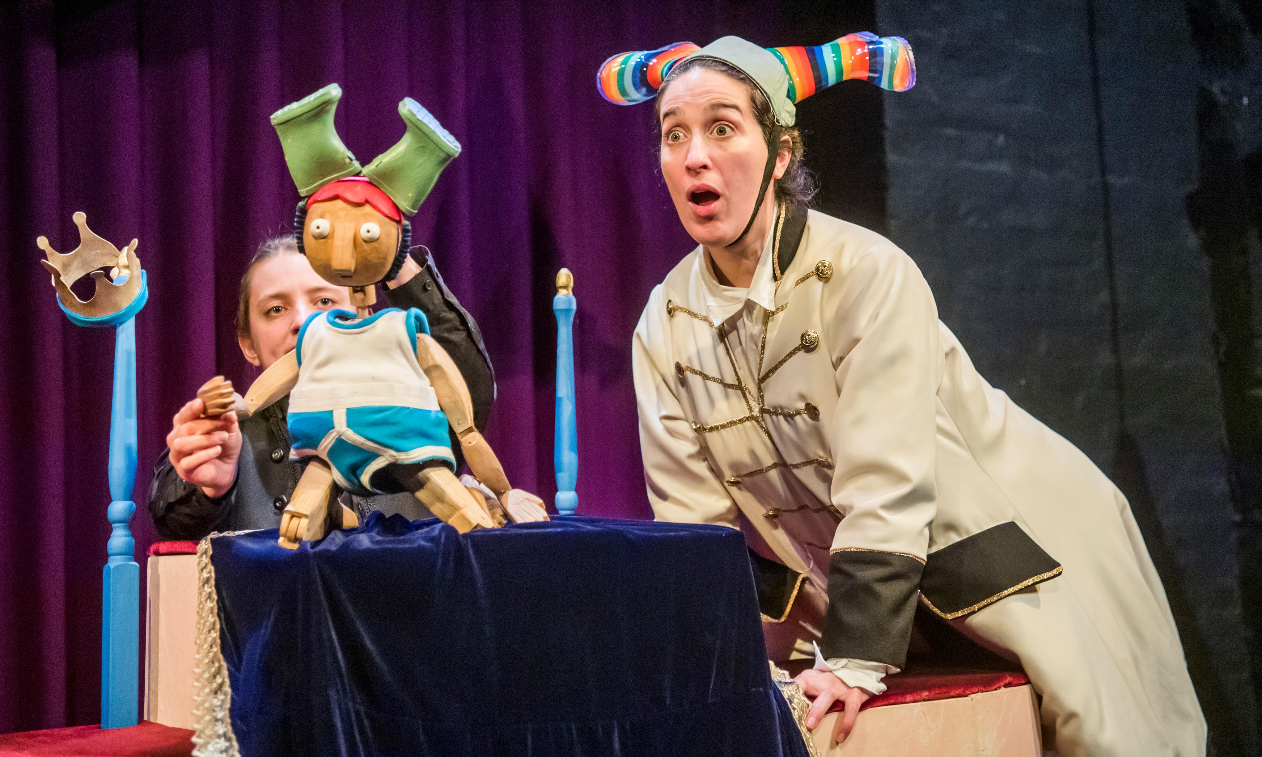 Prince Charming review – enthralling, gloriously offbeat fantasy