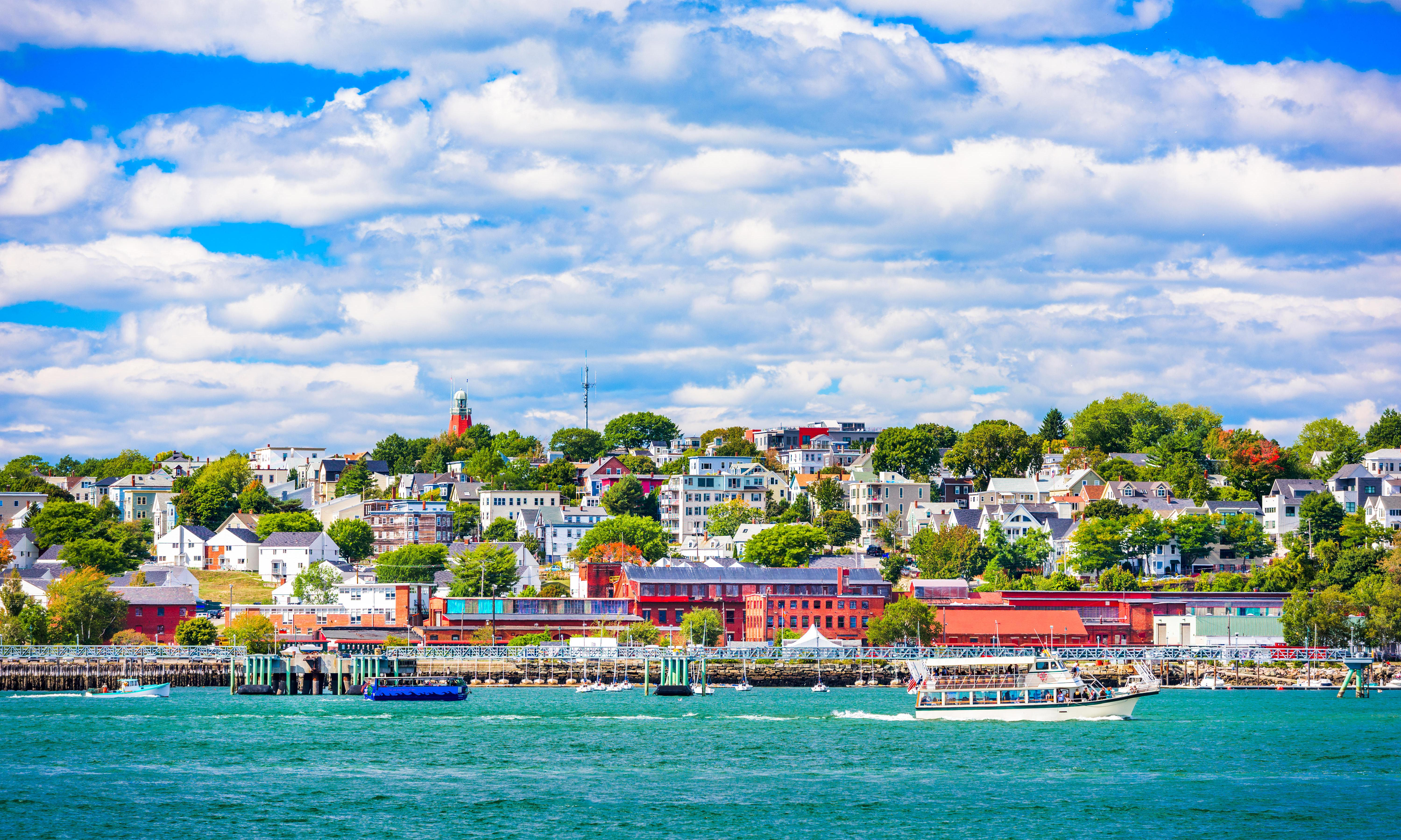 The best towns and small cities in the US: Portland, Maine