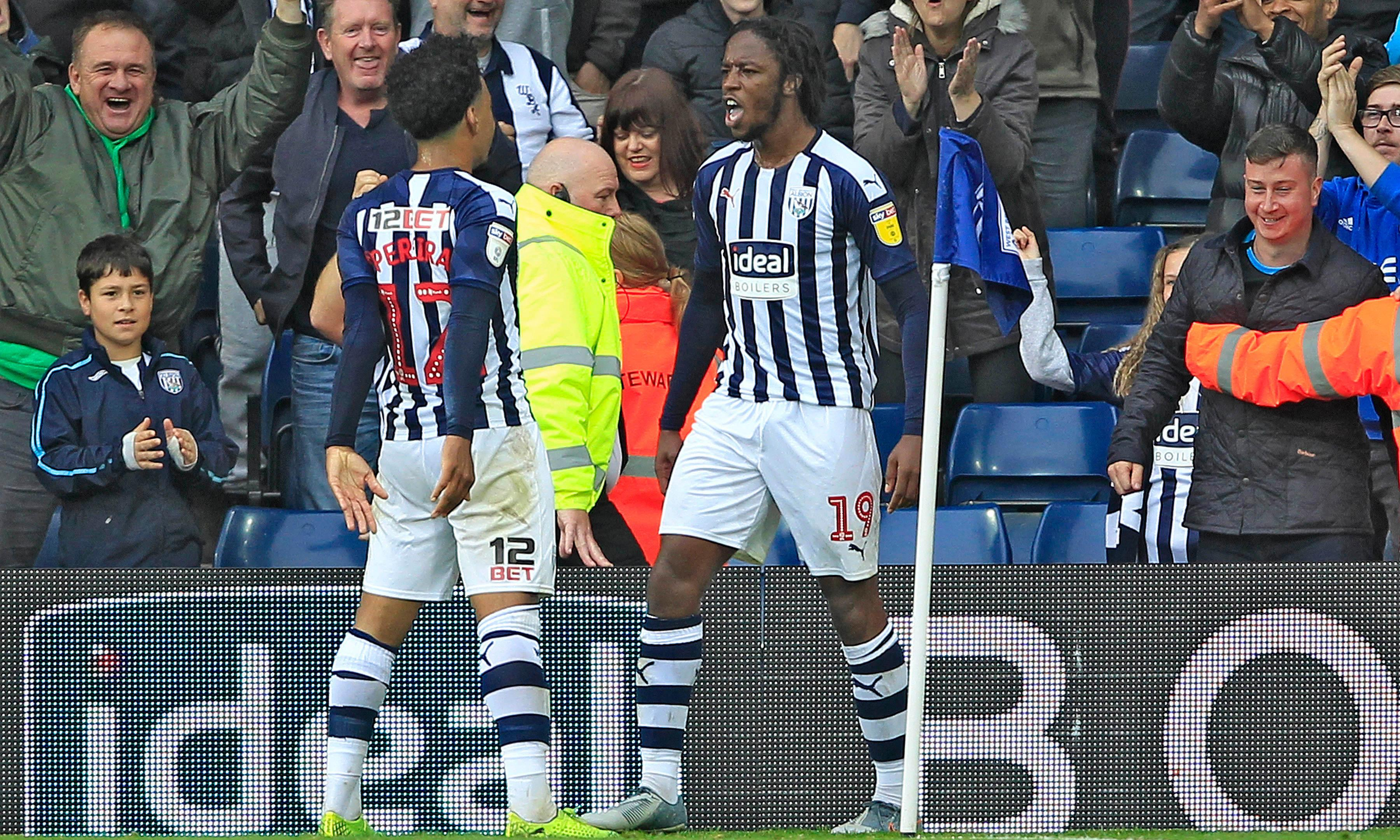 Football League: West Brom and Forest profit as Leeds slip at Millwall