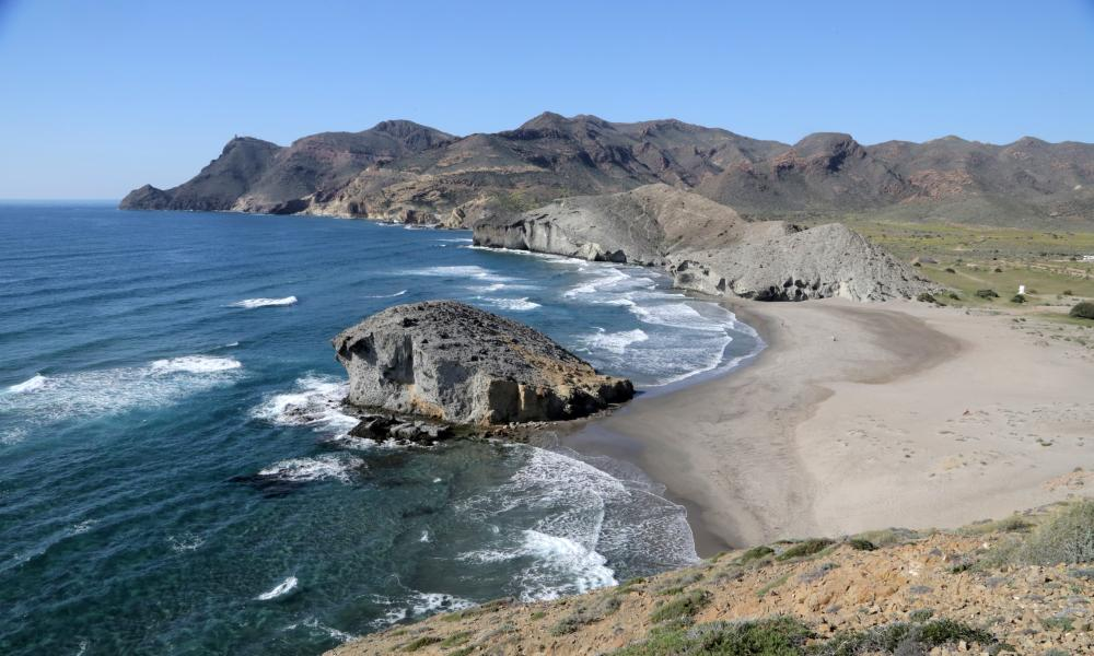 Cabo de gata spain exploring europe s only desert for Cabo de gata spain
