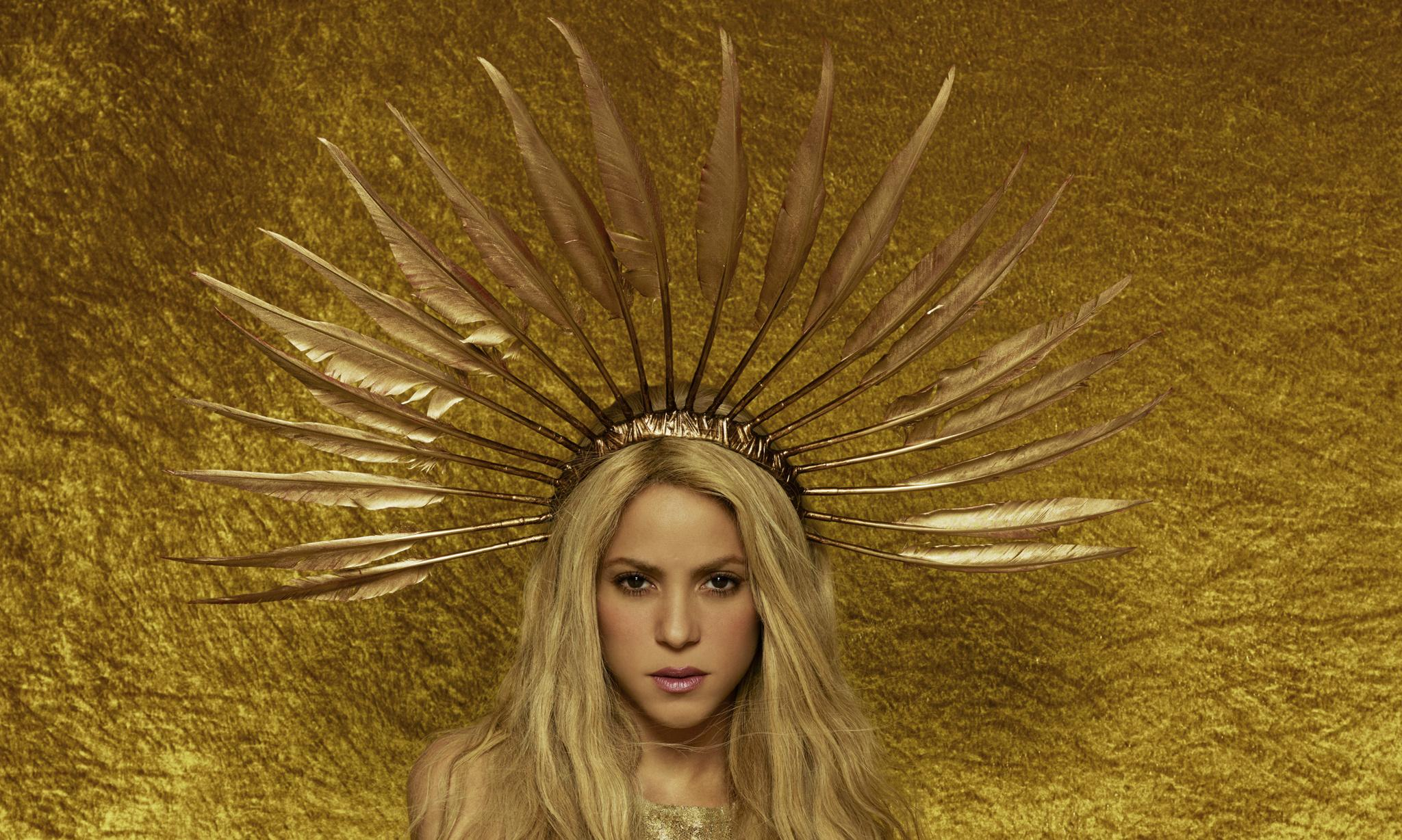 Shakira: 'I needed surgery – or divine intervention'