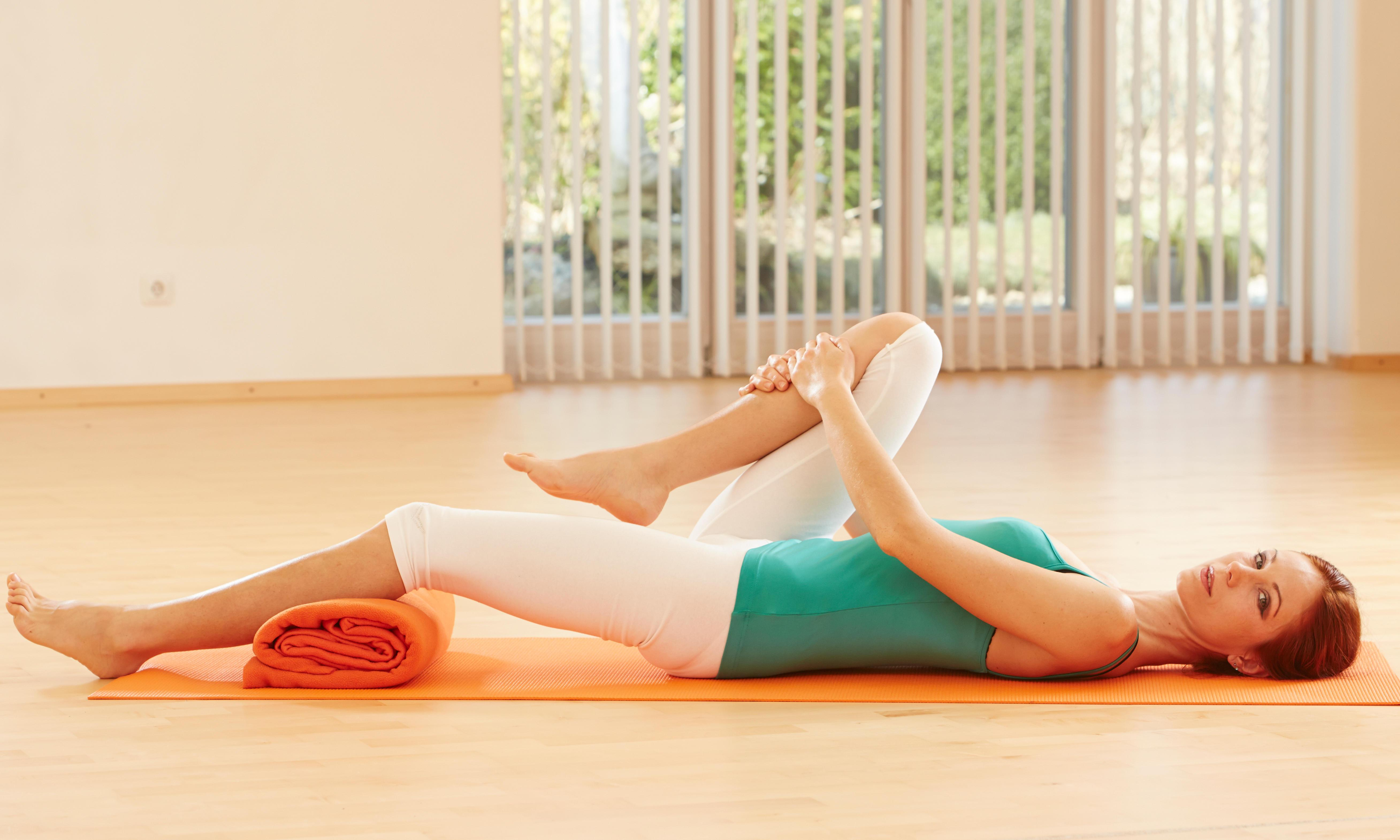 Five ways to strengthen your pelvic floor