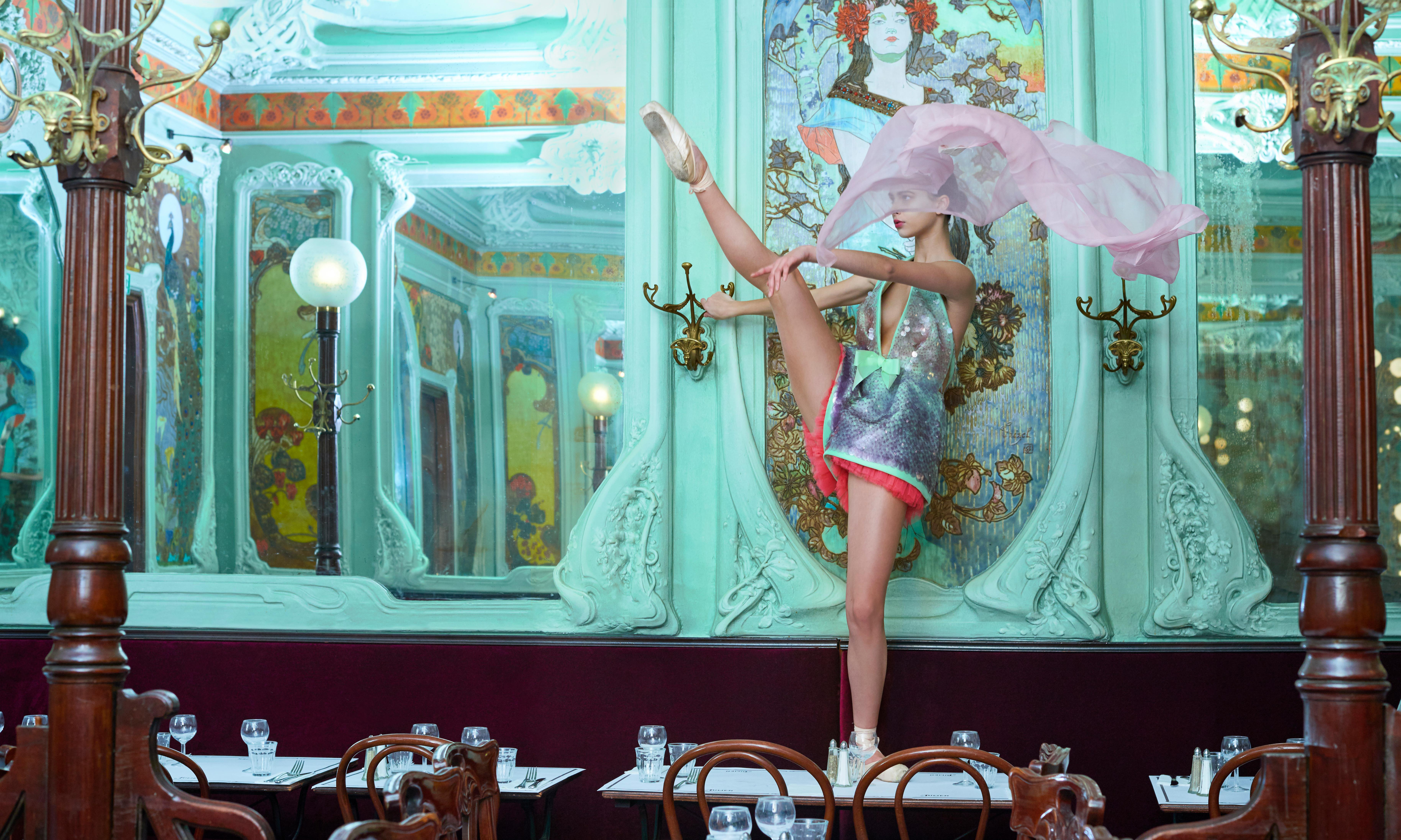 Hip-hop to haute couture: dance's love affair with fashion