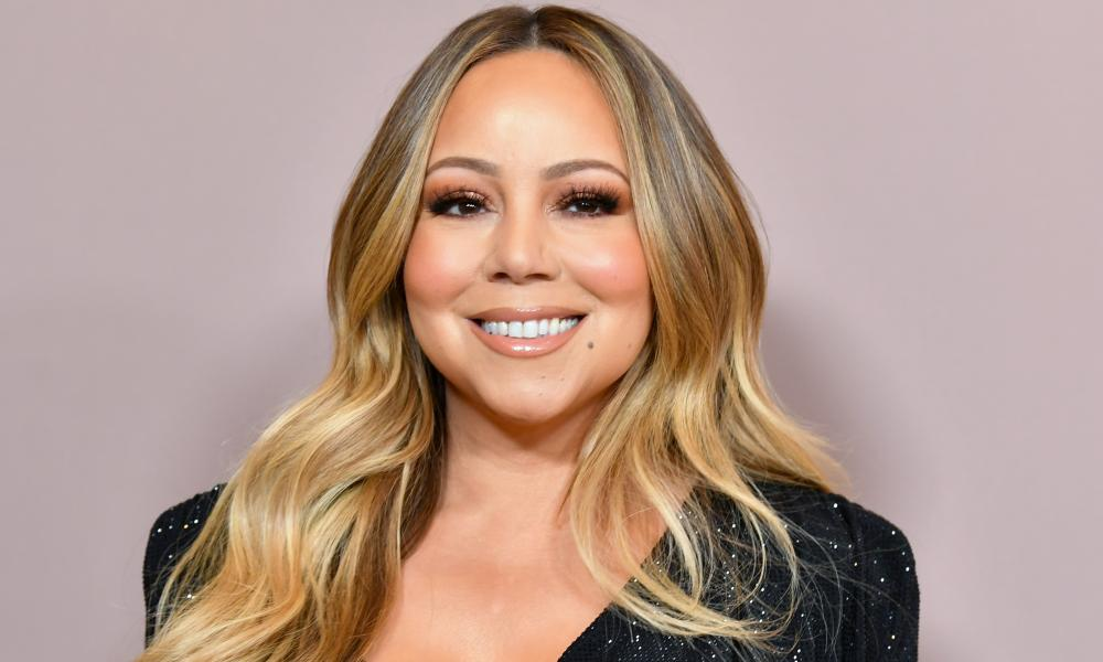 Mariah Carey, pictured in 2019.