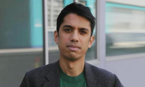 Aditya Chakrabortty.