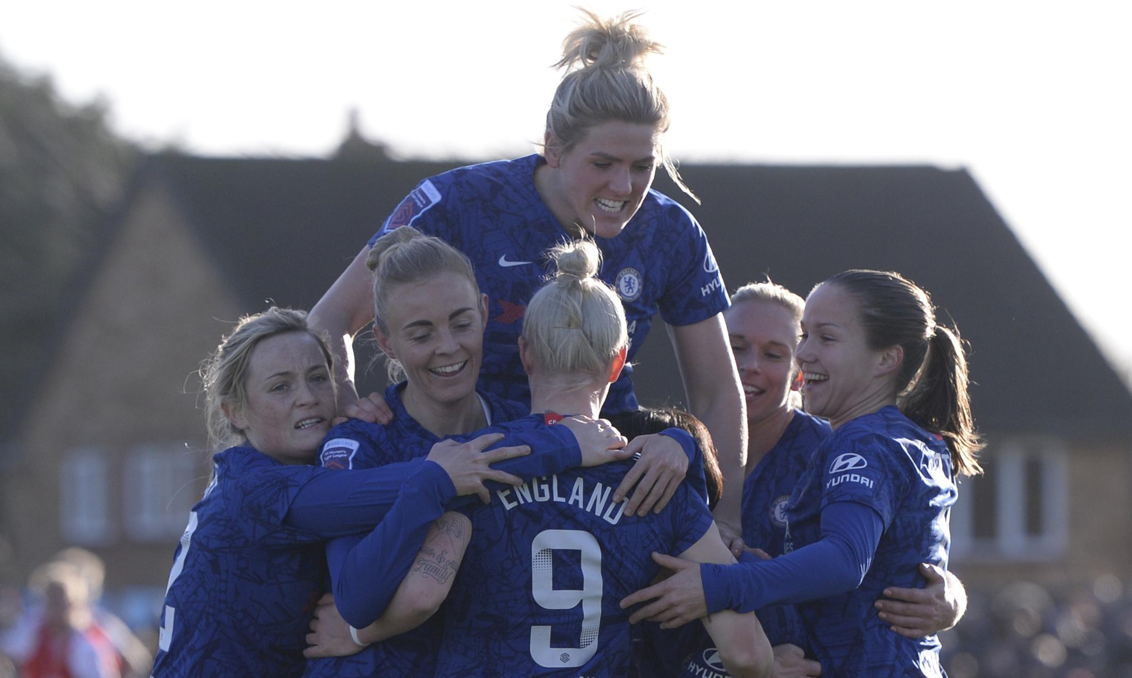 Chelsea harness collective power to ignite WSL title race