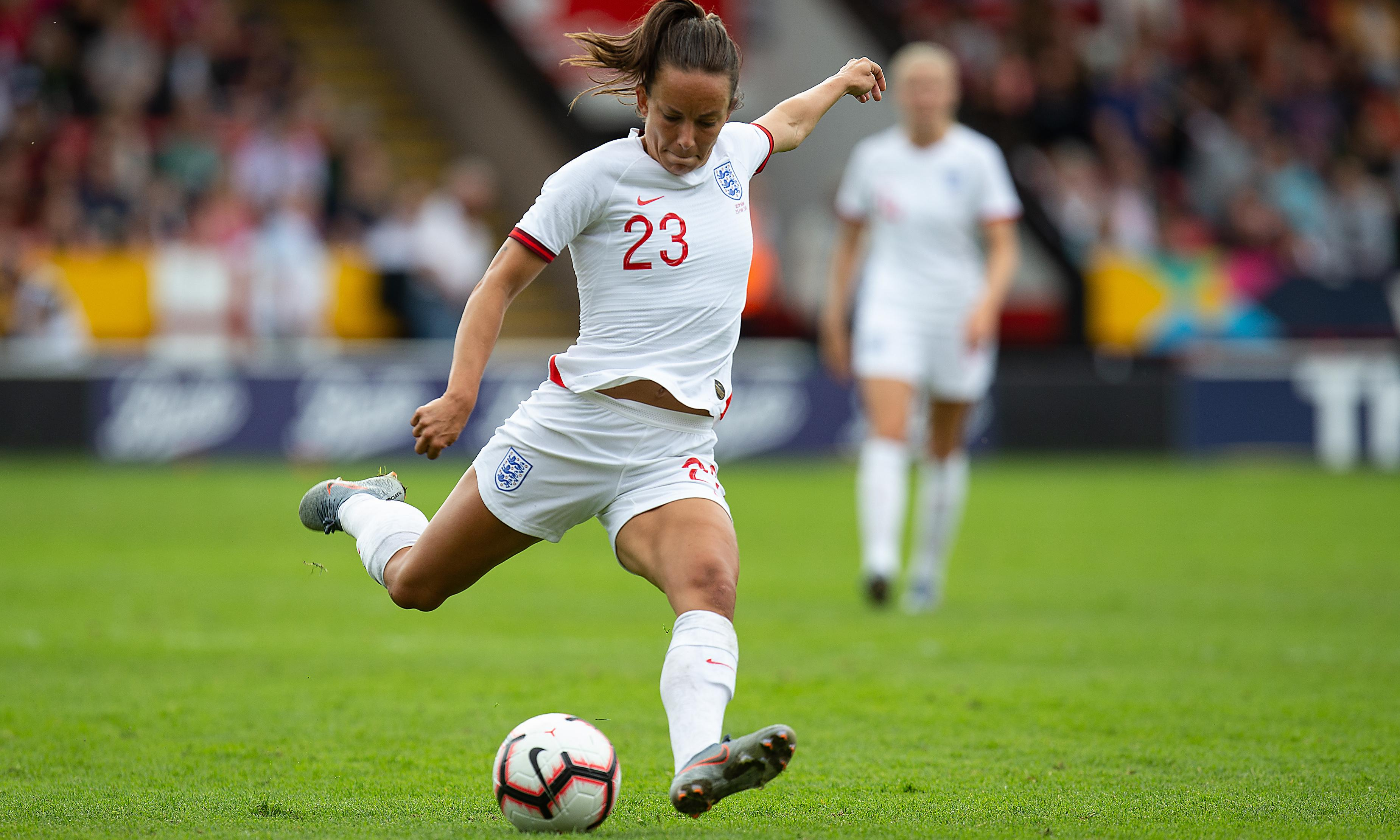 'I've had to be patient': Staniforth's tough road to Women's World Cup