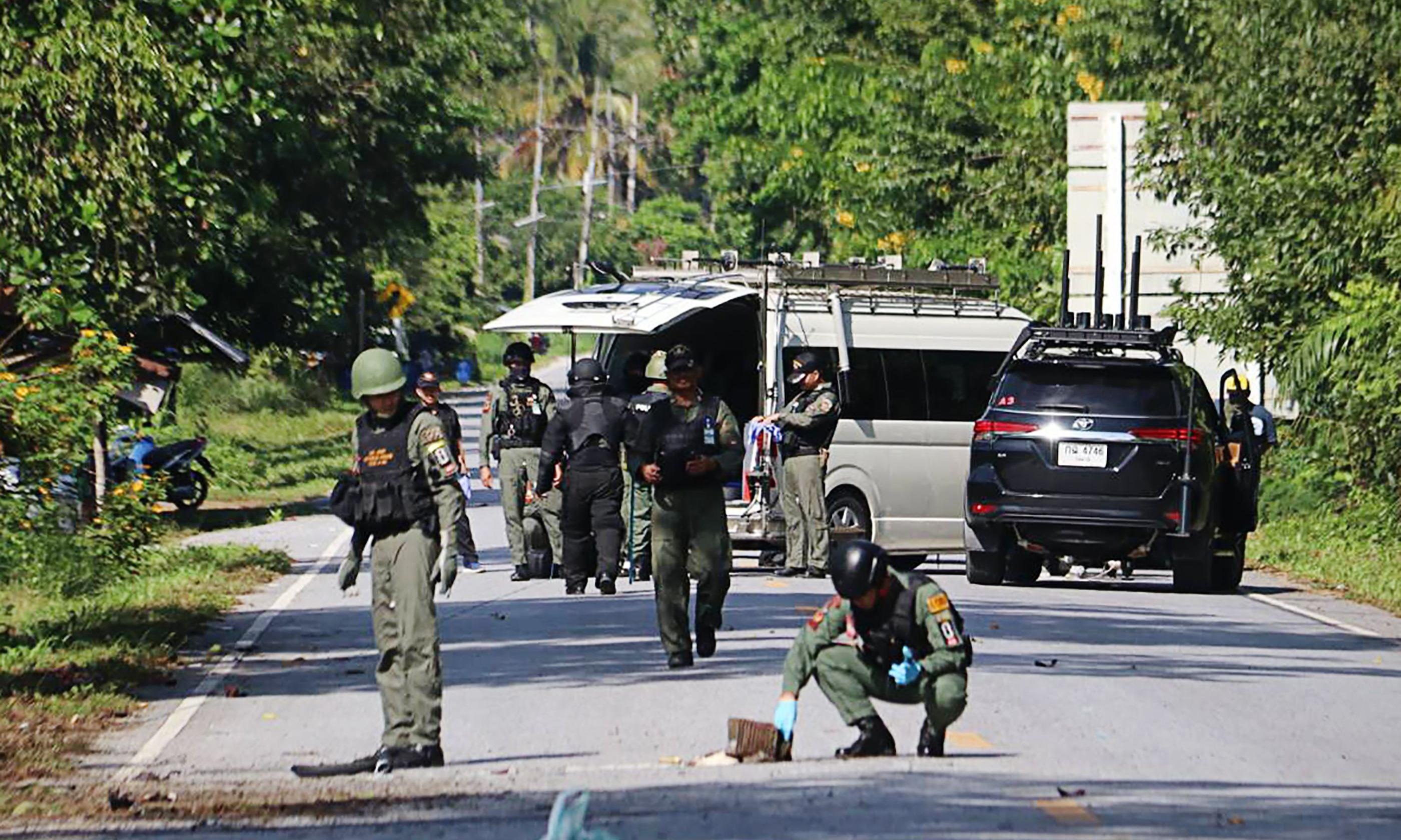 Thailand: at least 15 killed in biggest attack in restive south in years