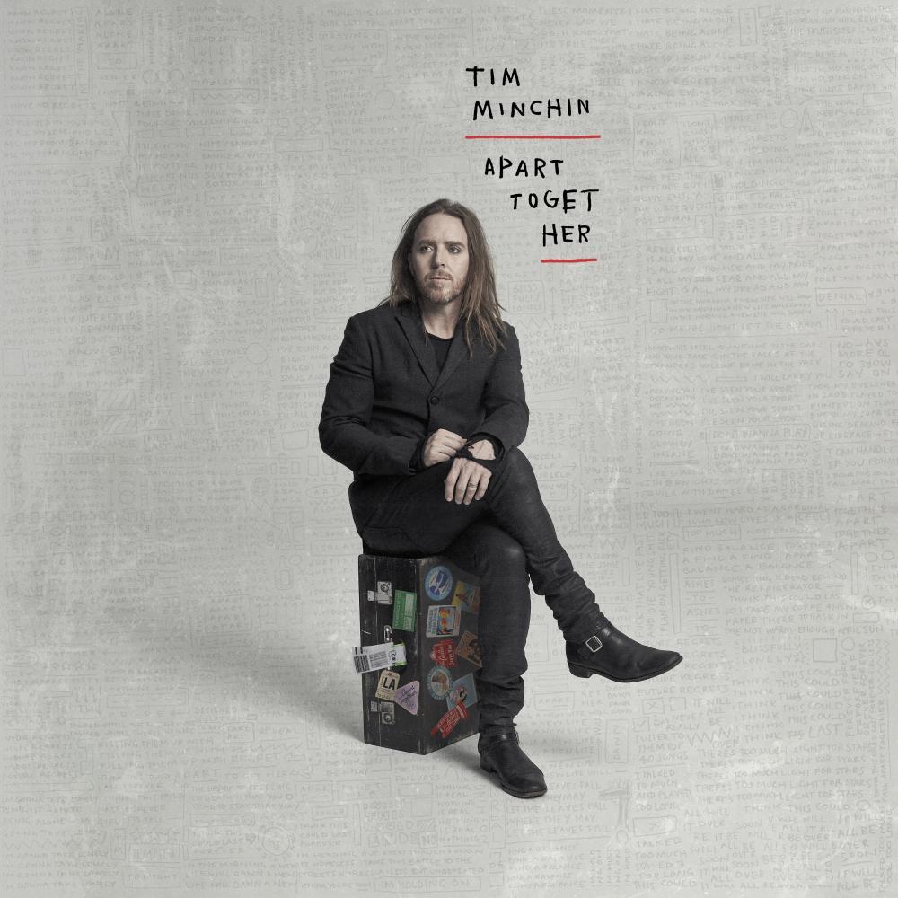 Tim Minchin's 2020 album Apart Together, out through BMG