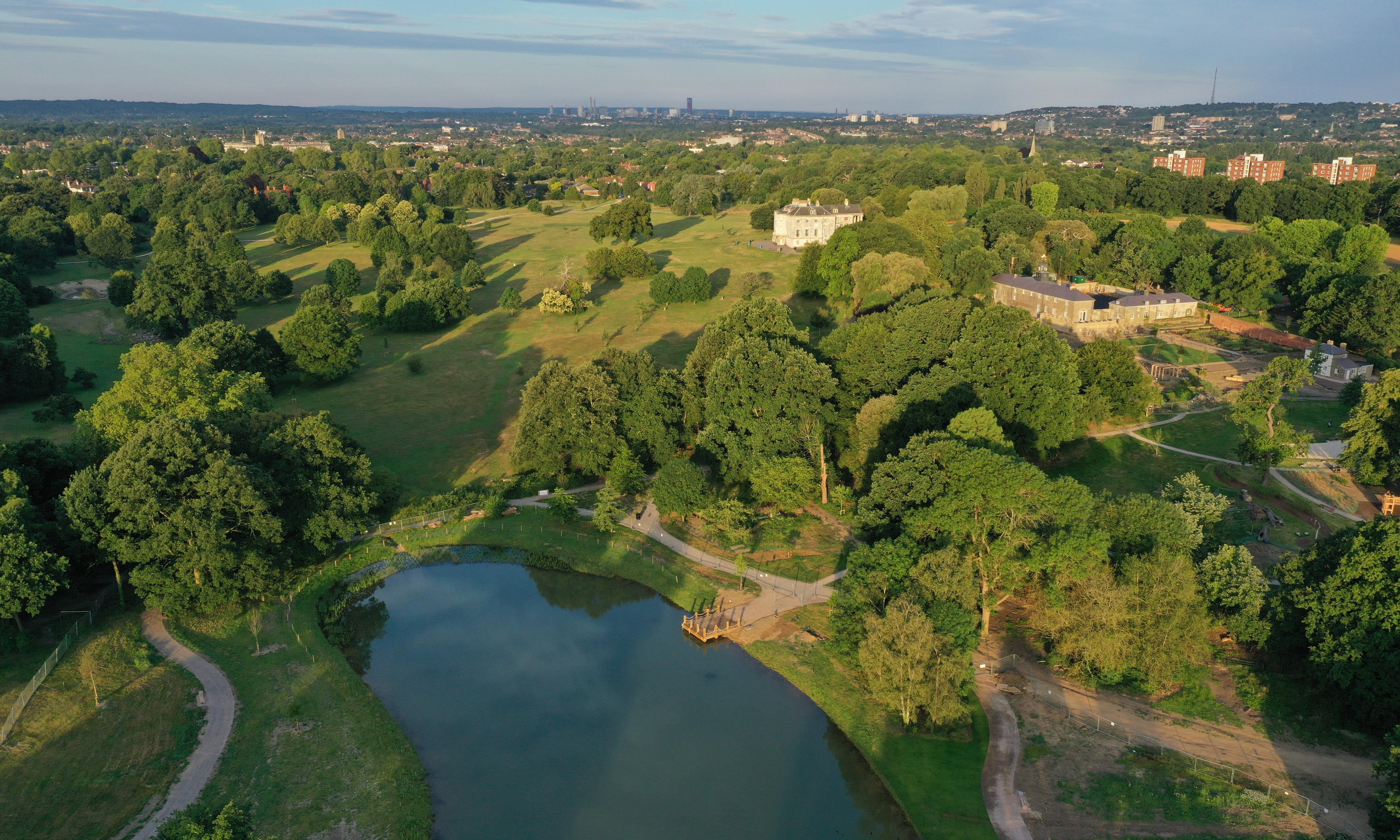 Beckenham Place Park: London's newest green space