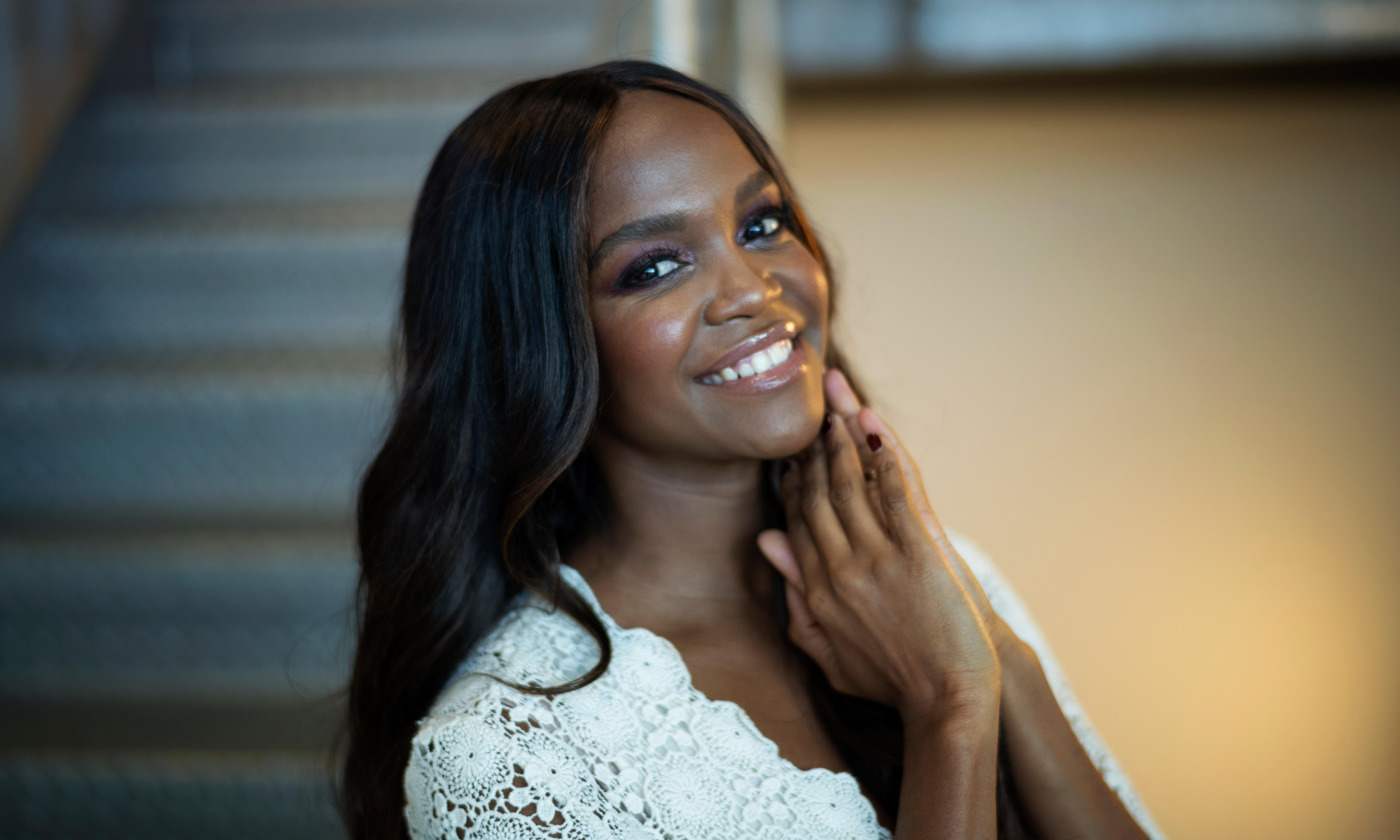 Oti Mabuse: 'When was I happiest? When I realised I was meant to be a dancer'