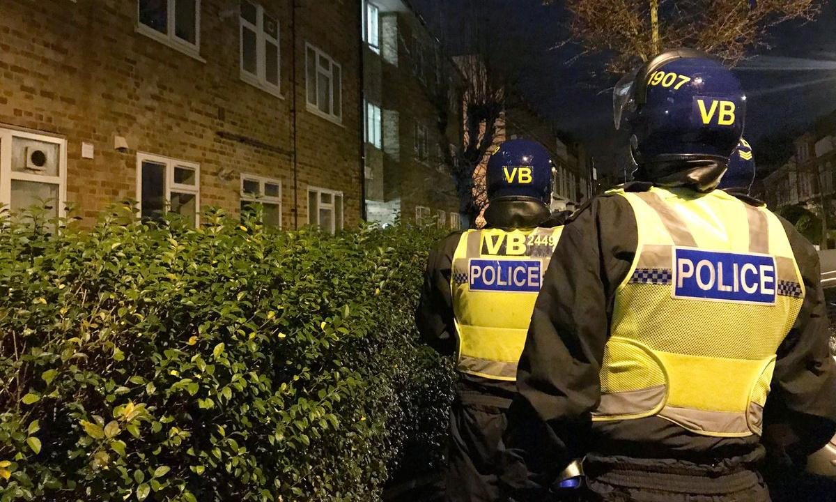 Nearly 600 arrests in a week as police tackle county lines drug gangs