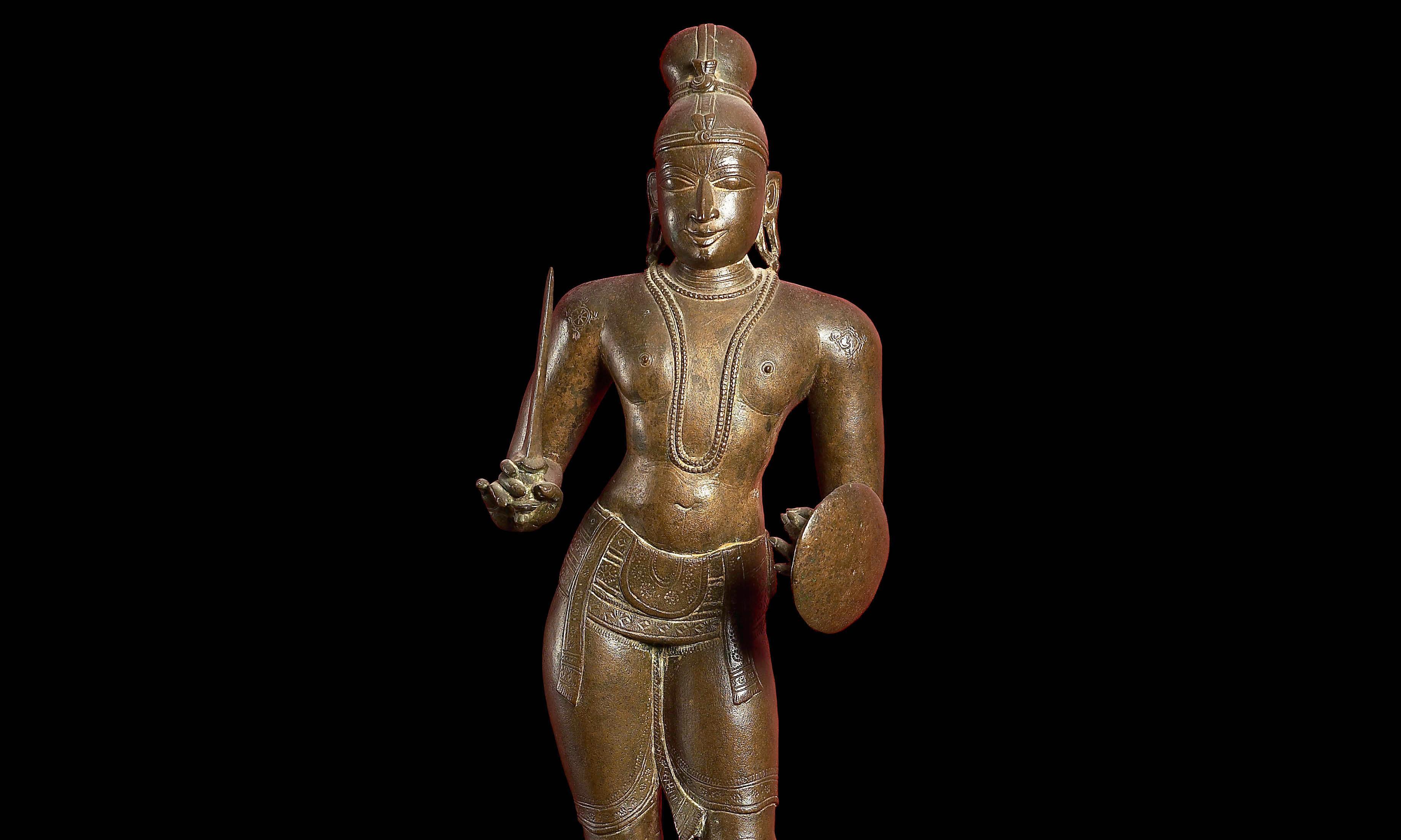 India asks Oxford museum to return 'stolen' bronze statue