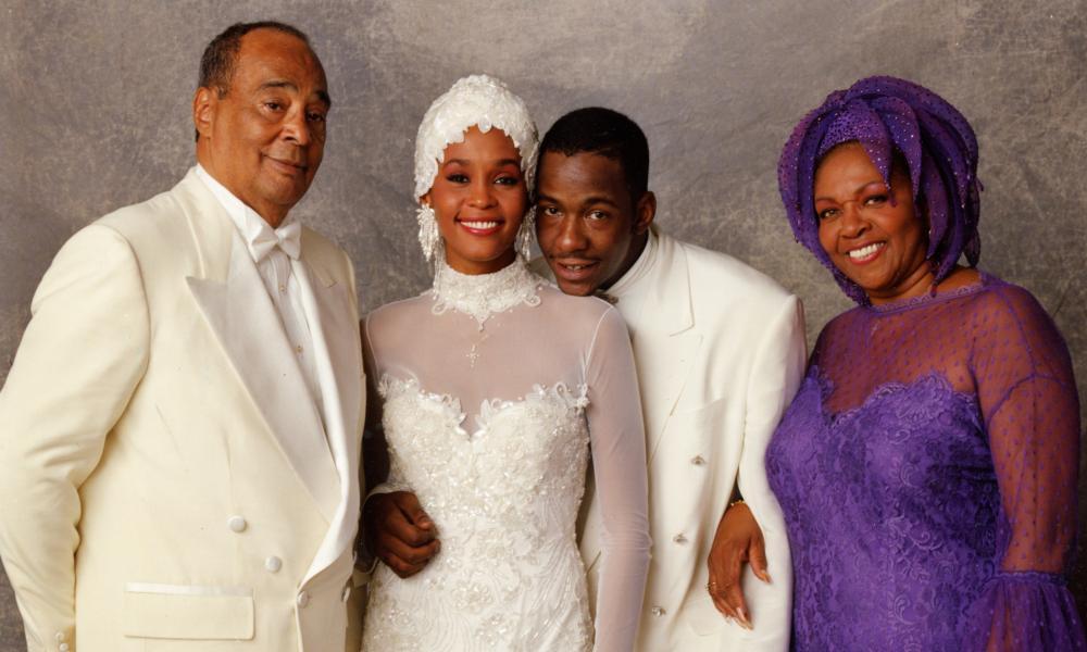 Bobby brown wedding