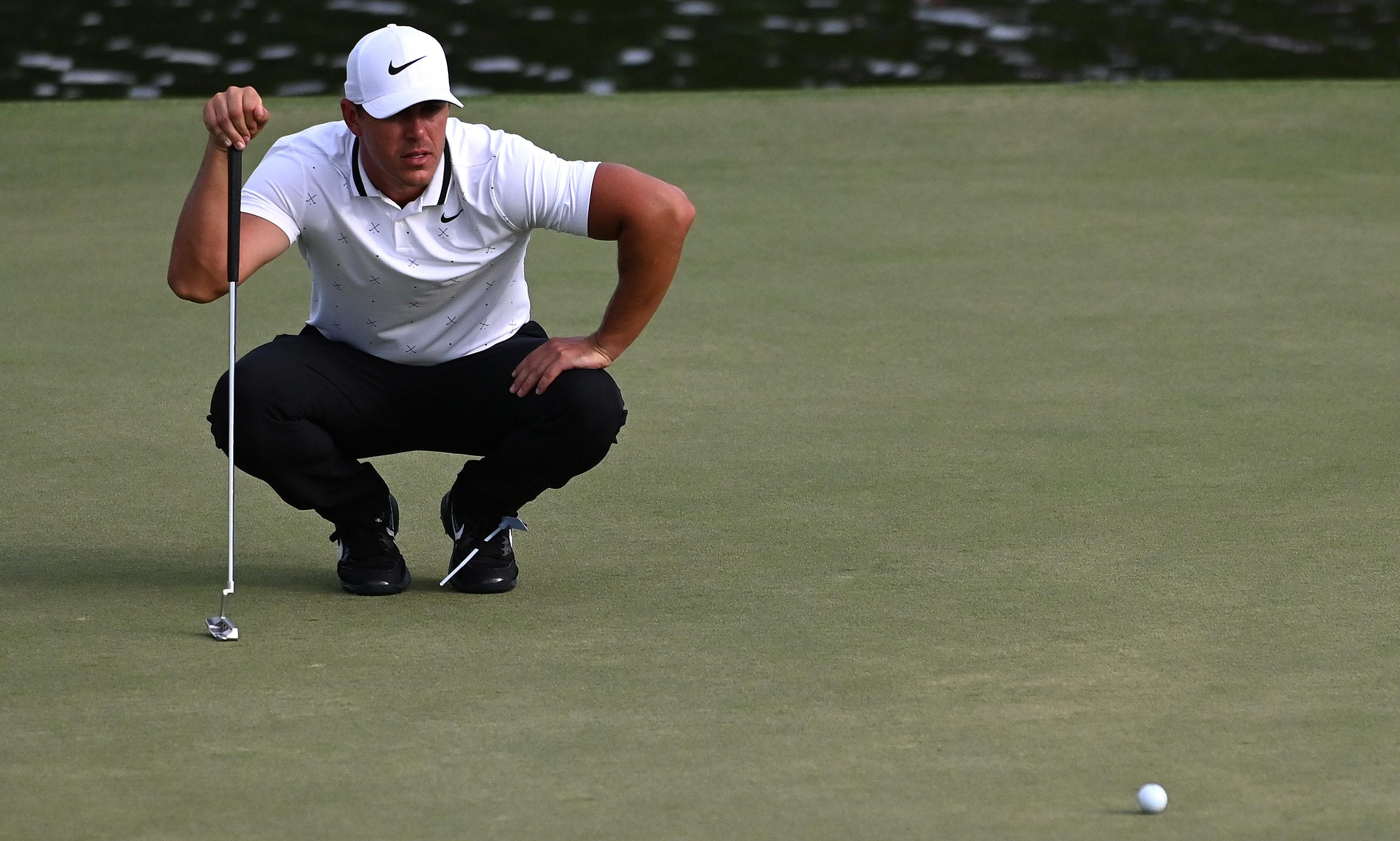 McIlroy and Thomas in close pursuit of Brooks Koepka at Tour Championship