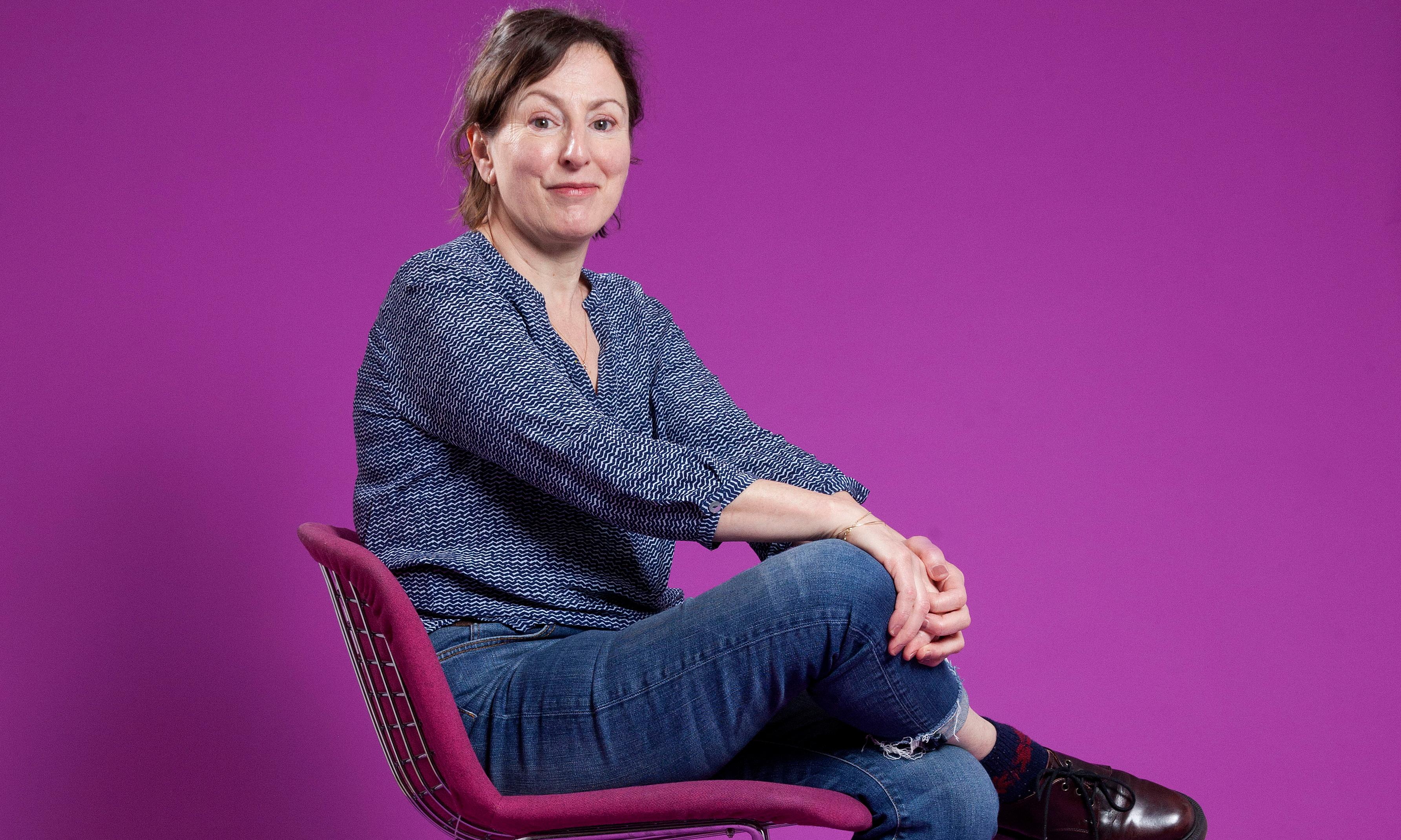 Nina Stibbe: 'I really hate anything horror'