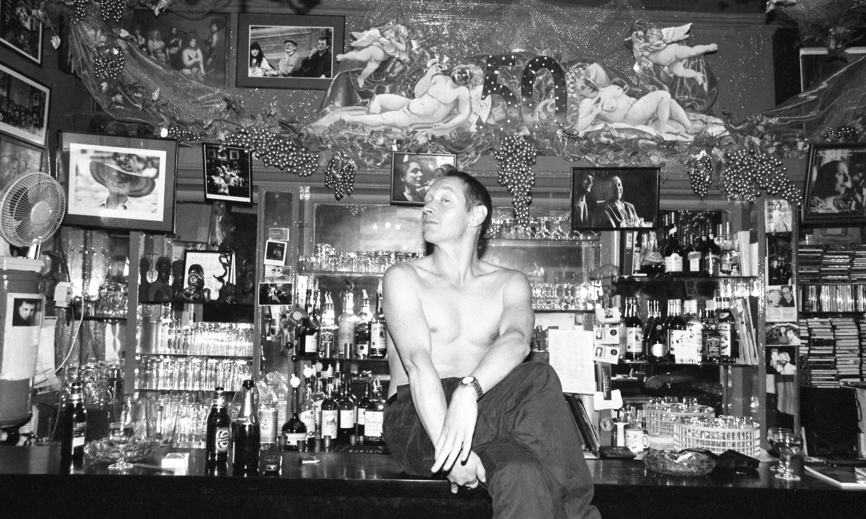 Shot in Soho review – a lament for London's lost sanctum of sleaze