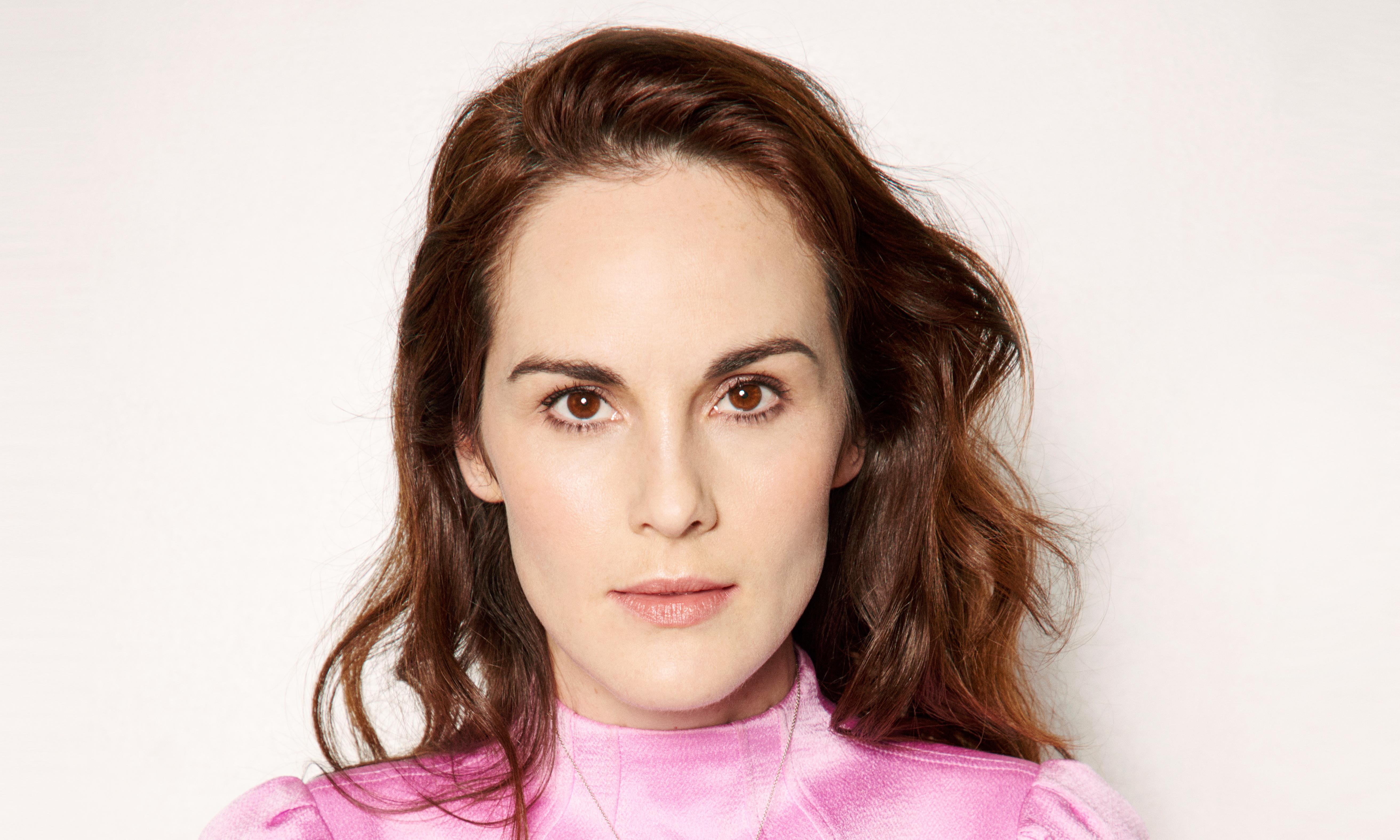 Michelle Dockery: 'I fell flat on my face during a curtain call. It was epic'
