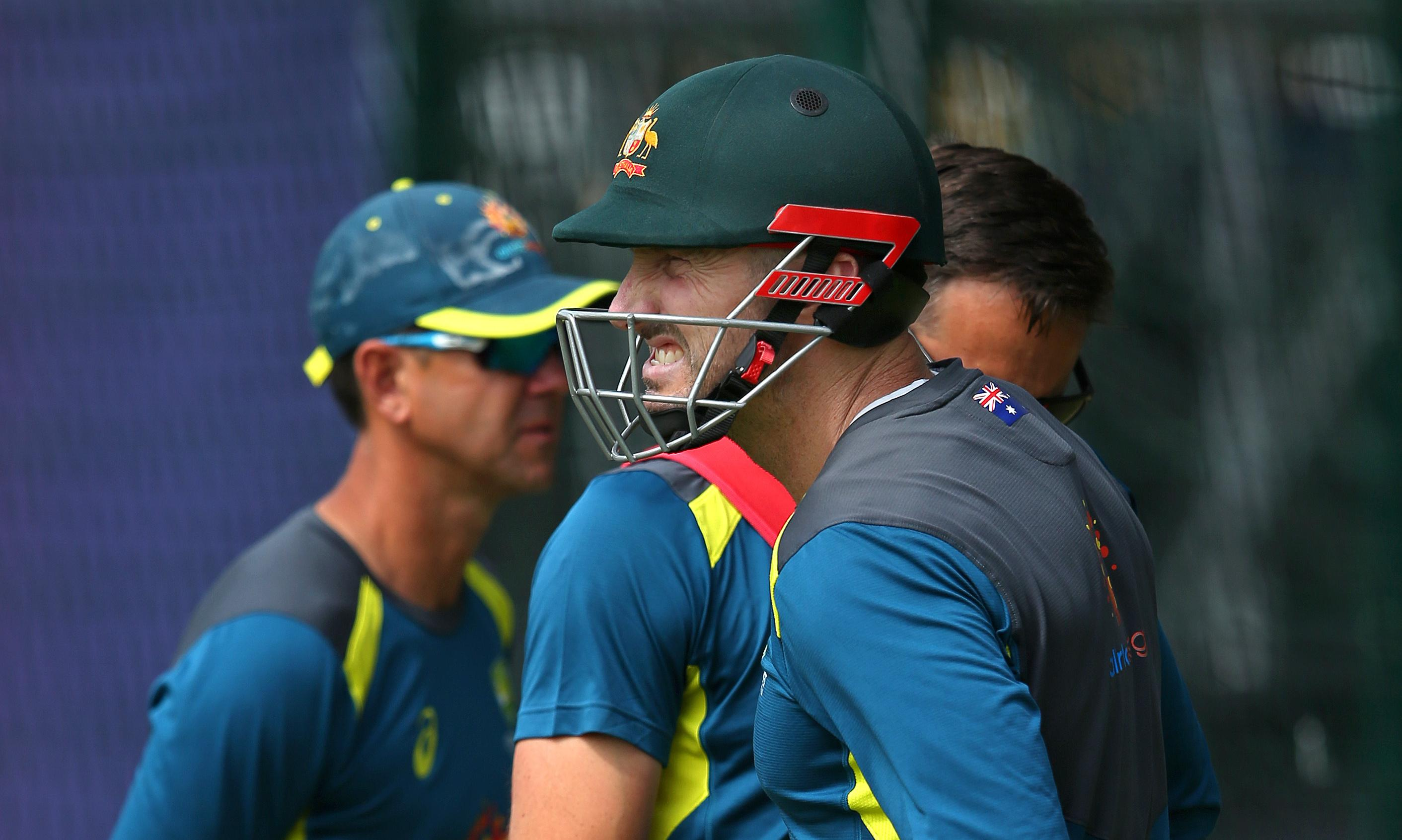 Horror net session rules out Shaun Marsh and hurts Glenn Maxwell
