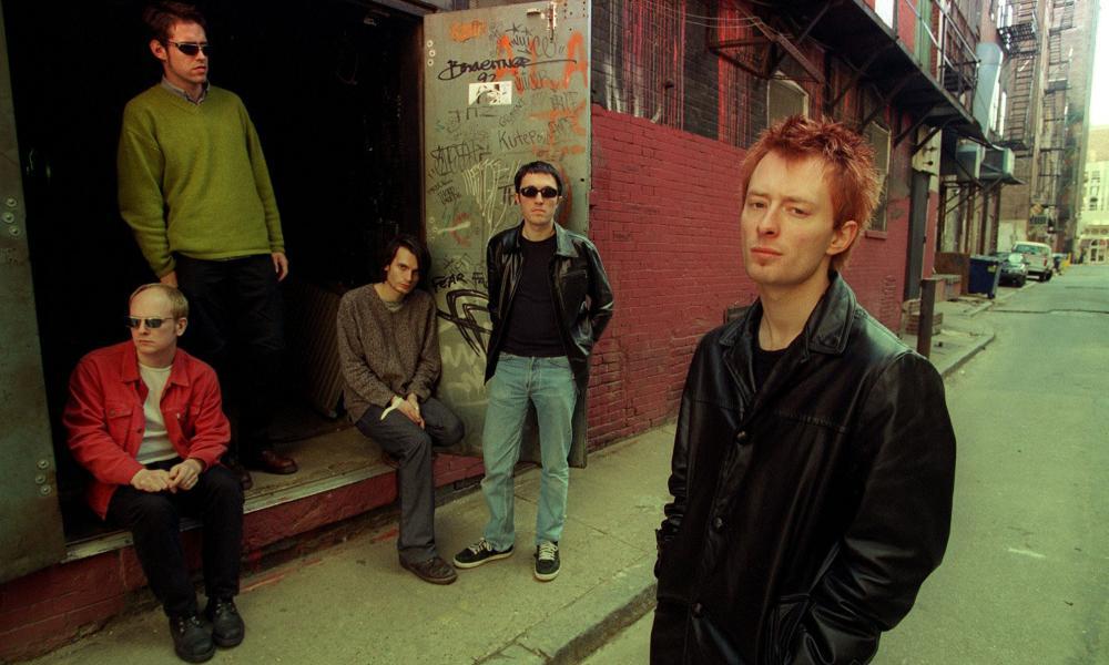 The band circa 1996.