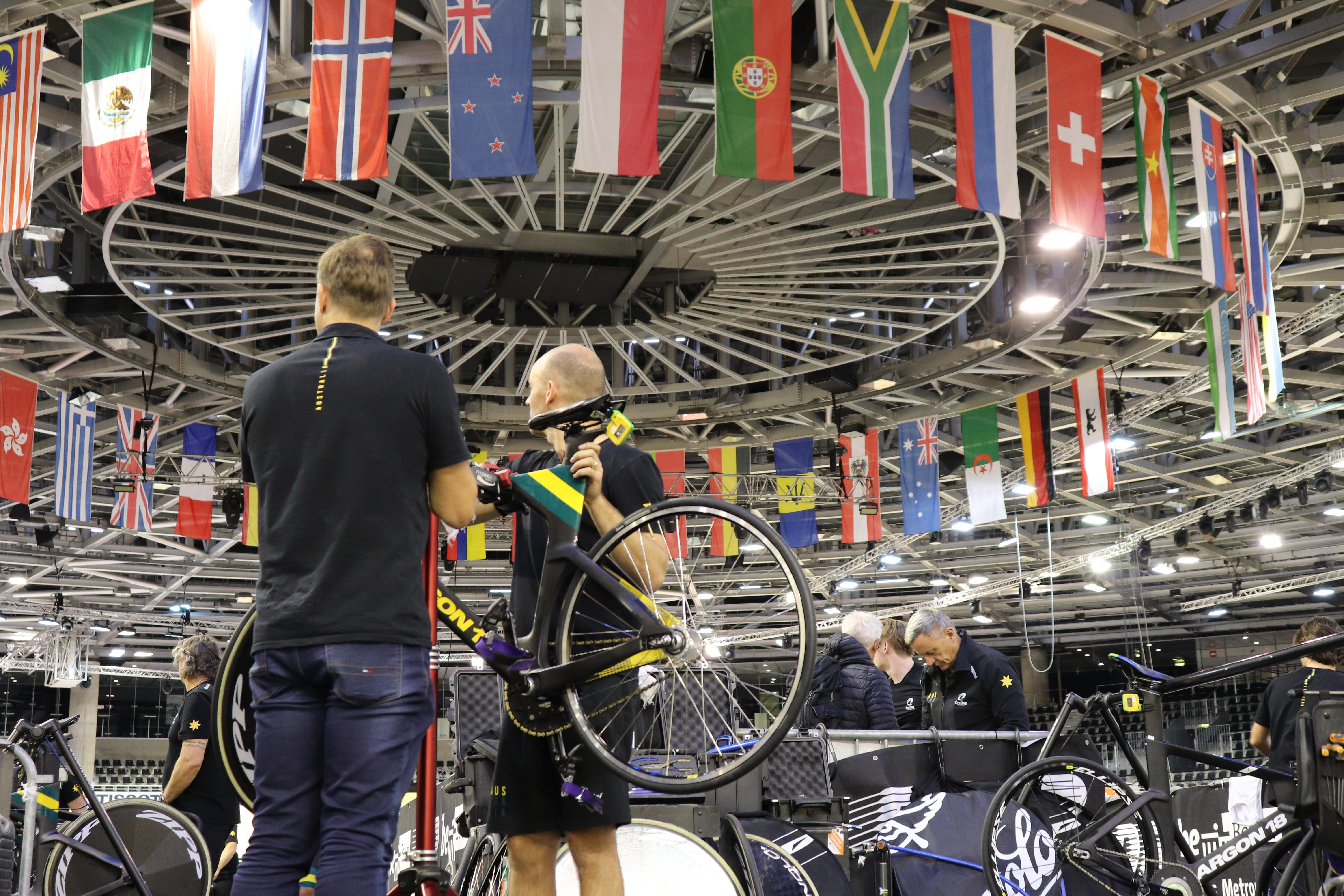 'Back yourselves': How Australia prepare for the Track World Championships